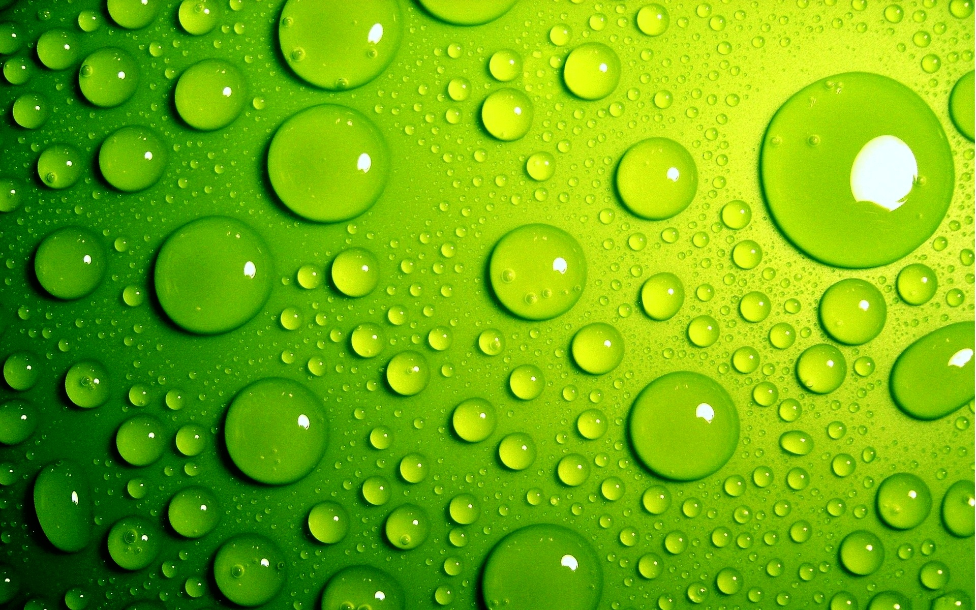 3D & Abstract Green Bubbles wallpapers (Desktop, Phone, Tablet ...
