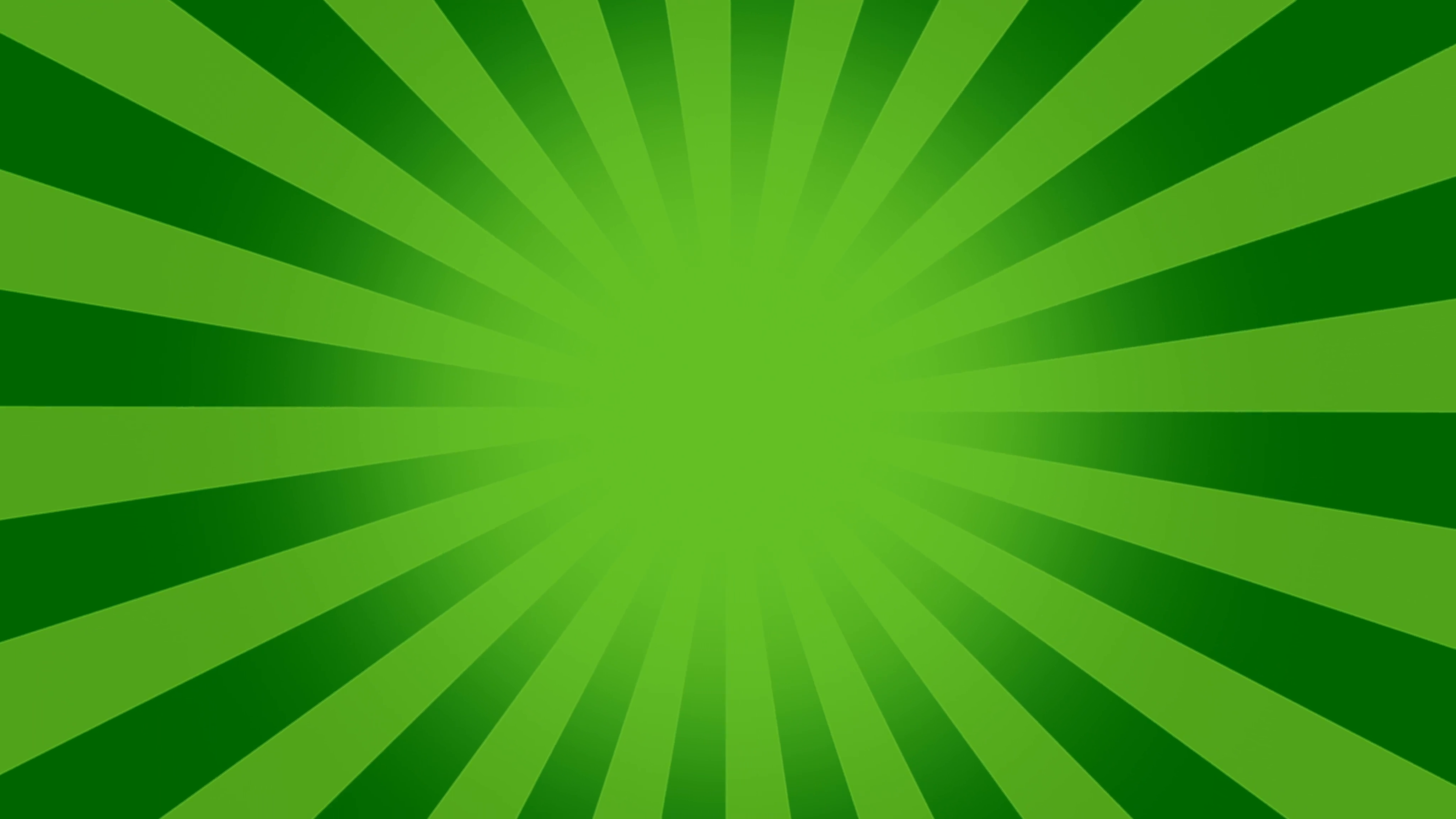 Green Burst vector background. Cartoon Background with space for ...