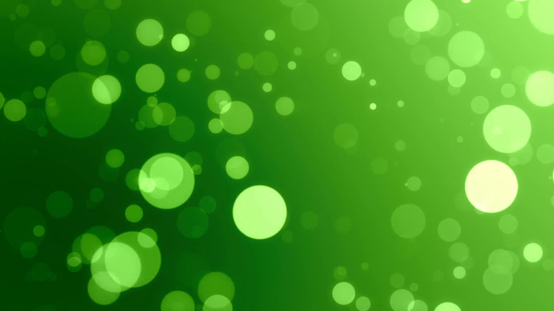 Green Bokeh Background Motion Background - Videoblocks