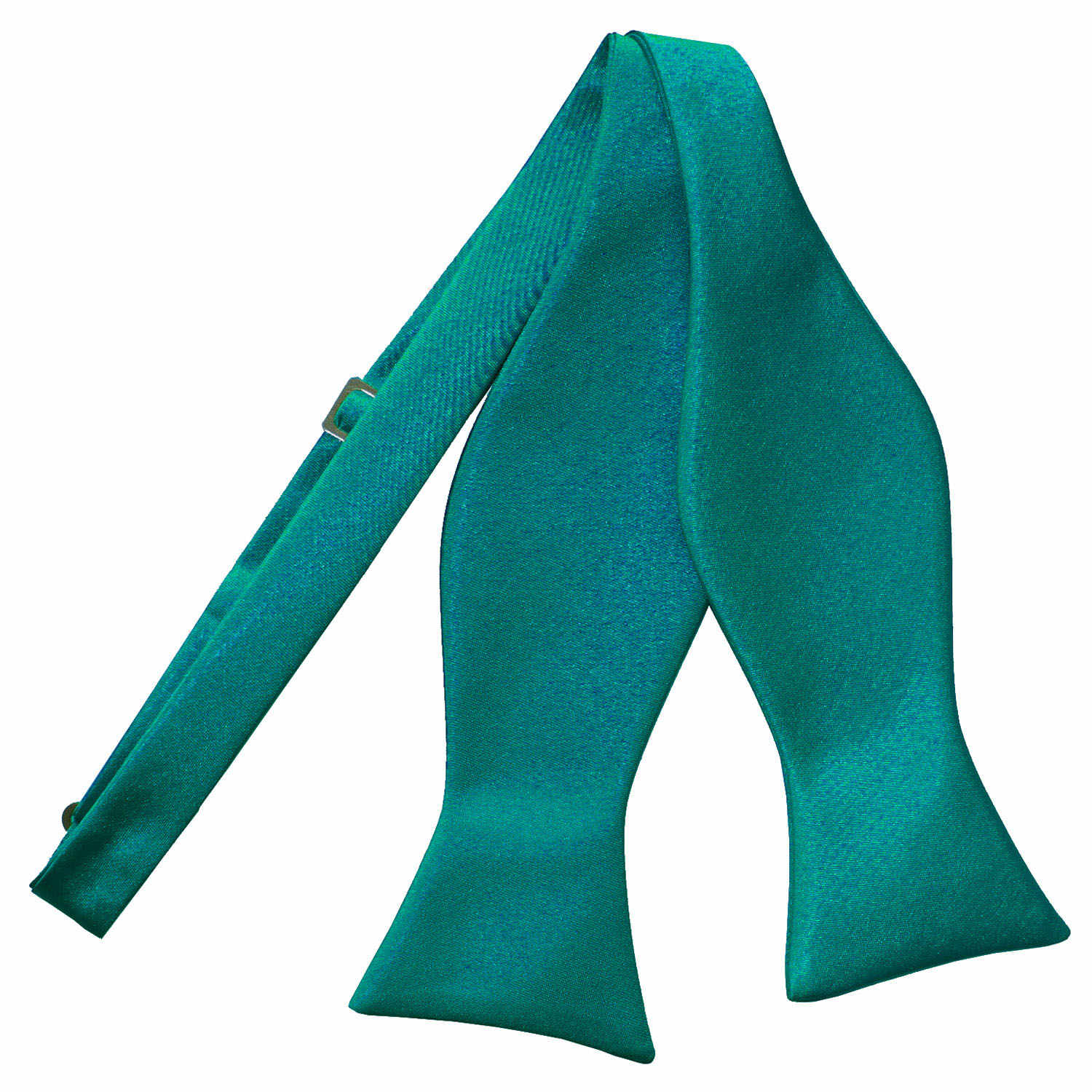 59 Teal Green Bow Tie, Teal Green Peacock Feather Bow Tie Self Tie ...