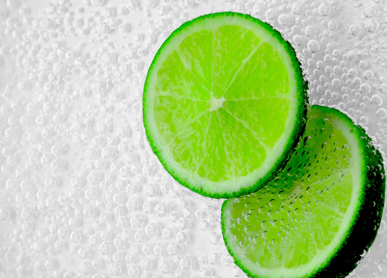Green Citrus Fruit Slices, Bubbles, Citrus, Citrus fruit, Fizz, HQ Photo