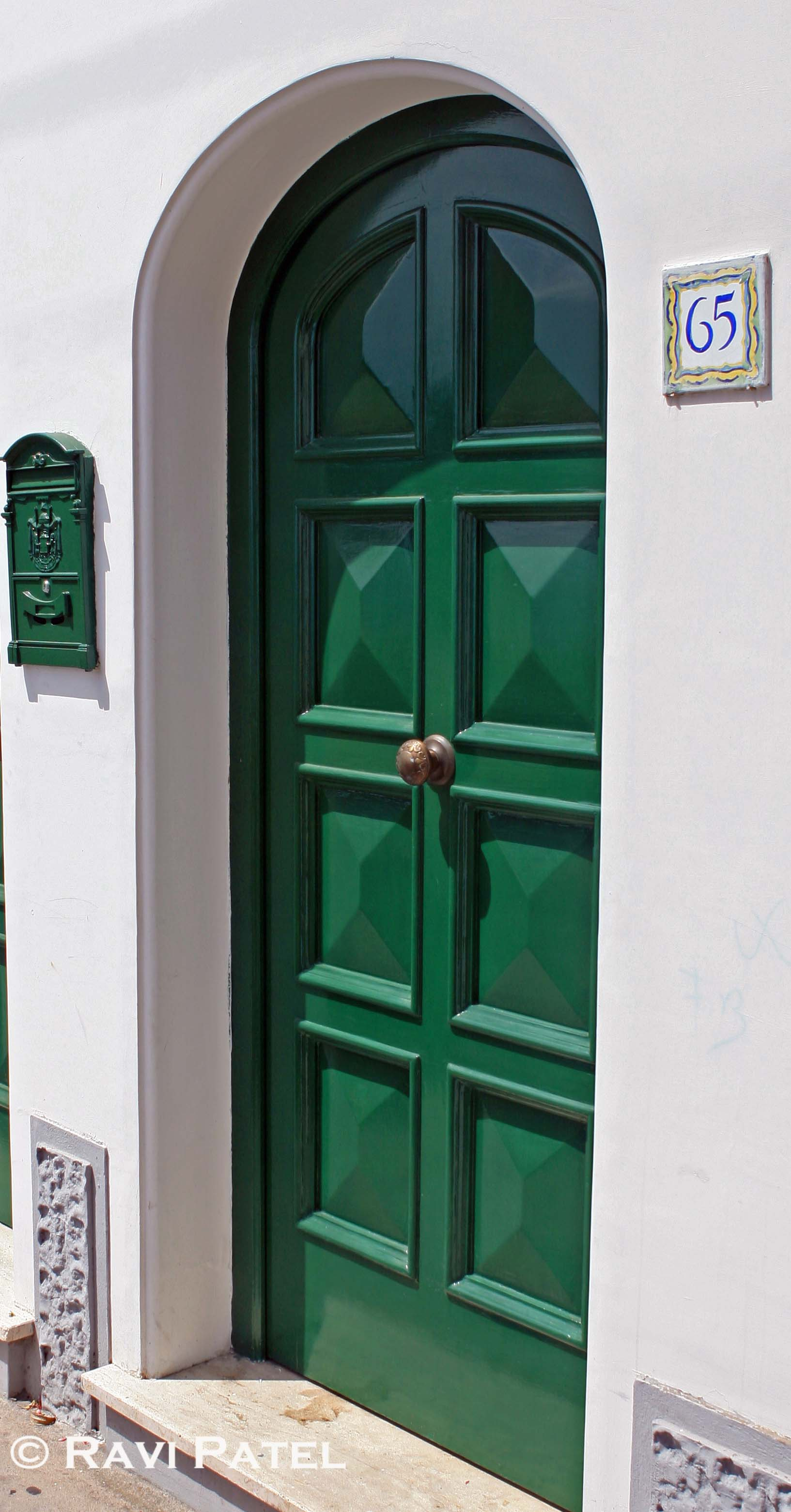 The Green Door | Photos by Ravi
