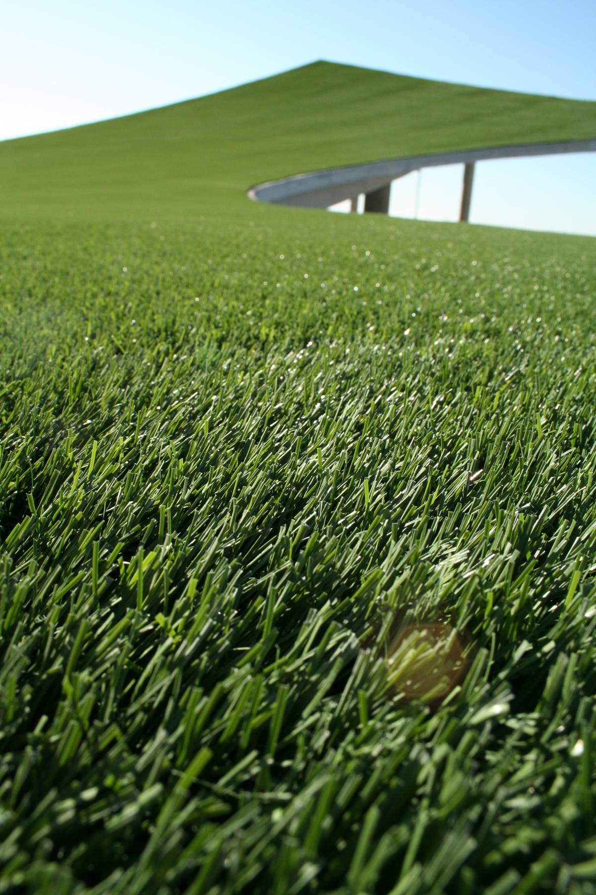 Artificial grass for green roof | Advantages of synthetic grass on ...