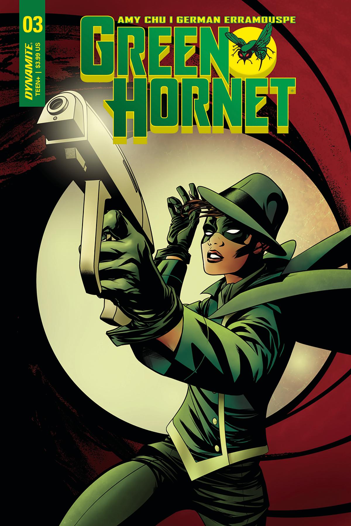 MAR181458 - GREEN HORNET #3 CVR A MCKONE - Previews World