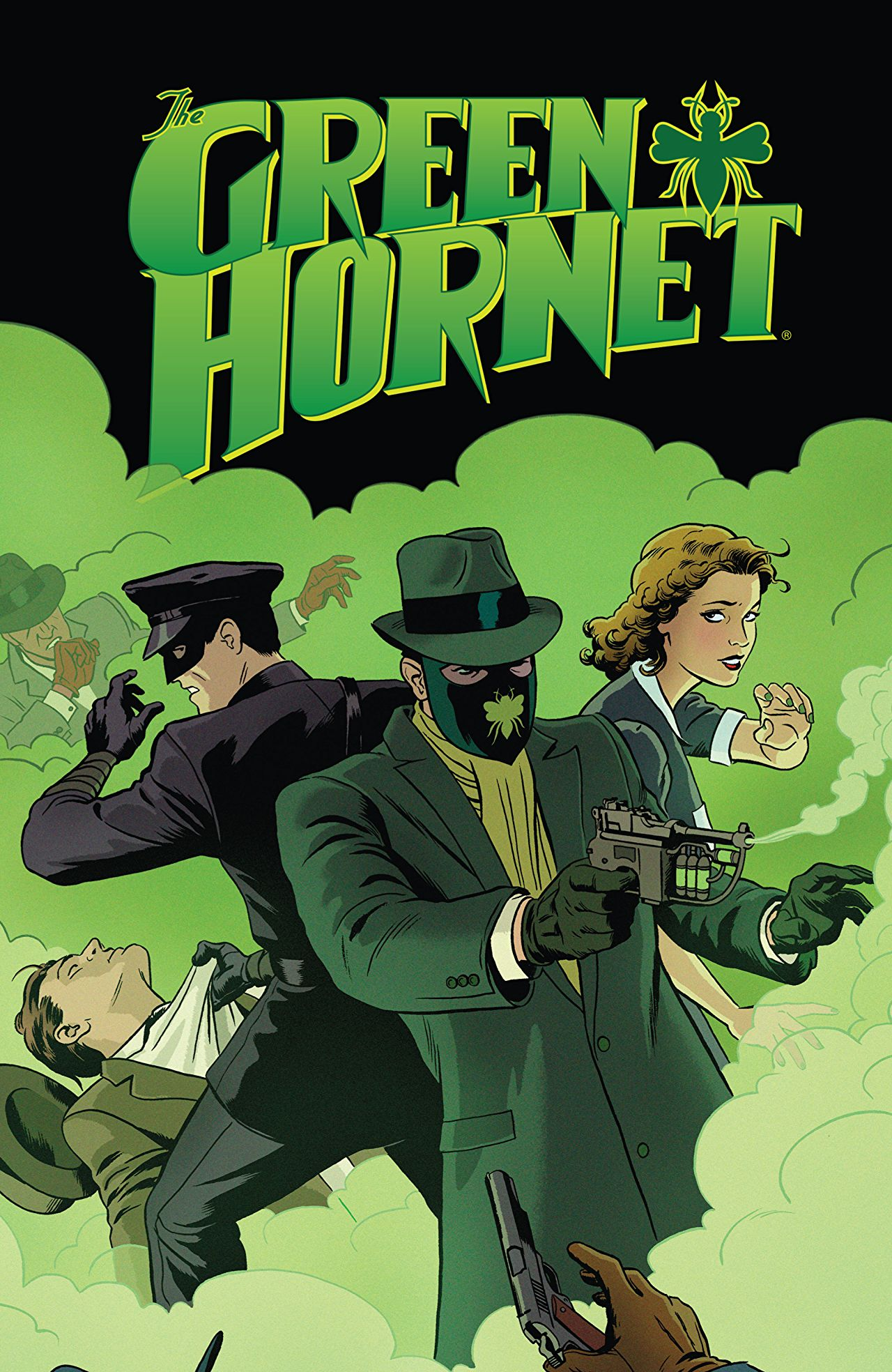The Green Hornet Vol. 1: Bully Pulpit - Comics by comiXology