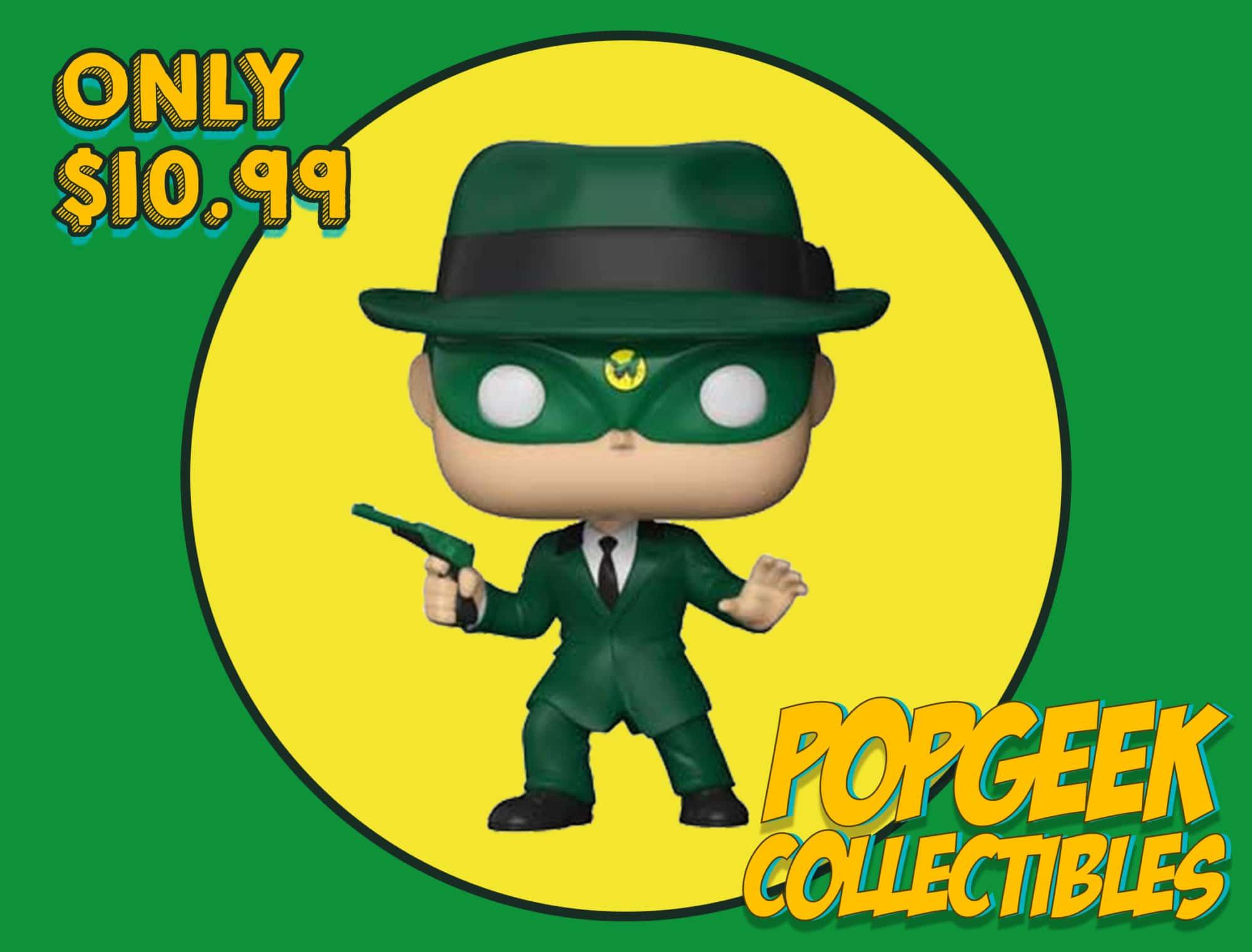 Funko Pop! TV: Green Hornet (1960) Specialty Series | Comics, Movies ...