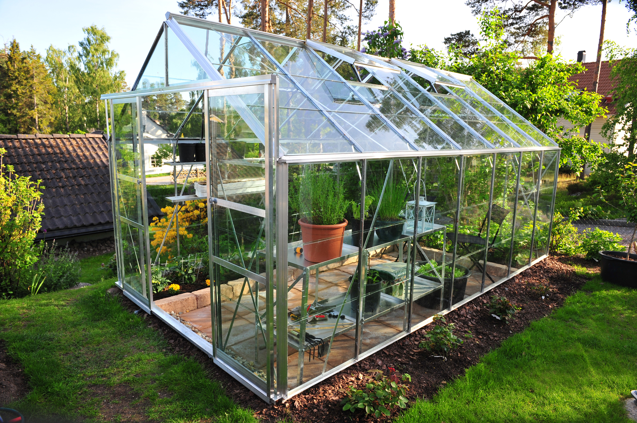 How Does a Greenhouse Work?