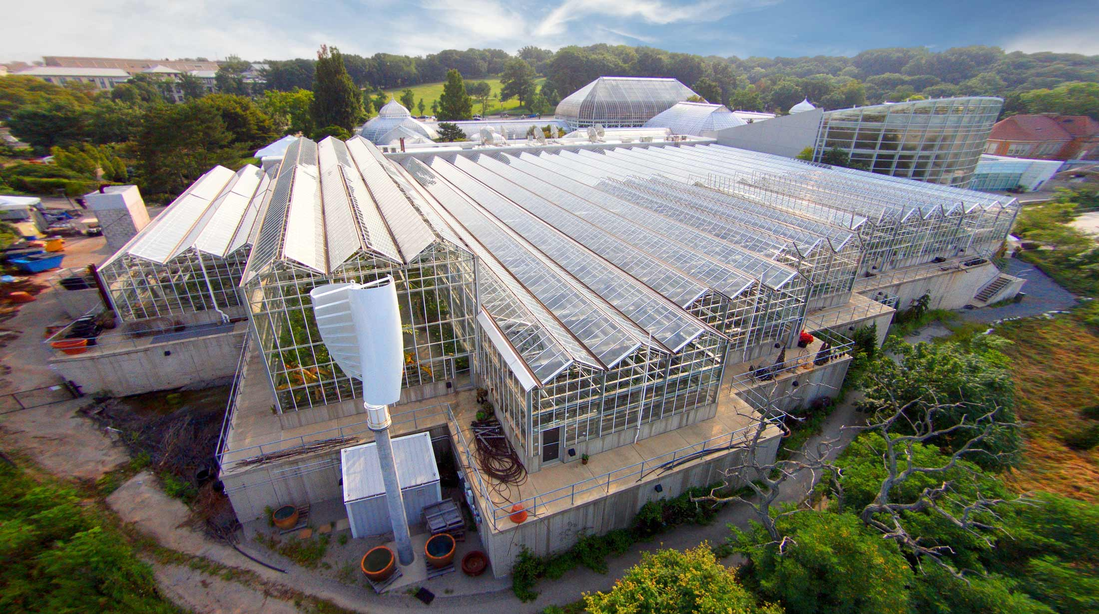 Production Greenhouse | Phipps Conservatory and Botanical Gardens ...