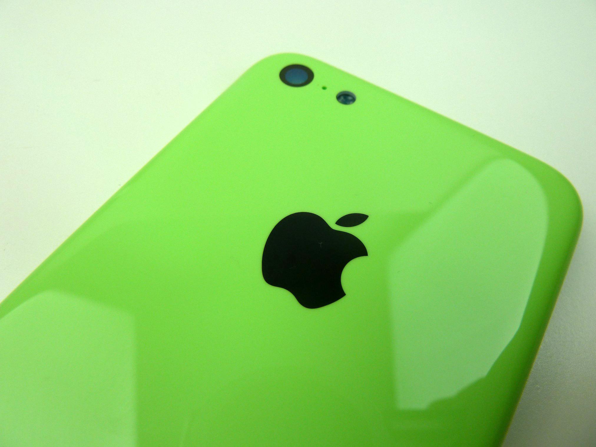 Apple iPhone 5c green 8gb Apple iPhone 5c [app5cgr8gb] - £120.00 ...