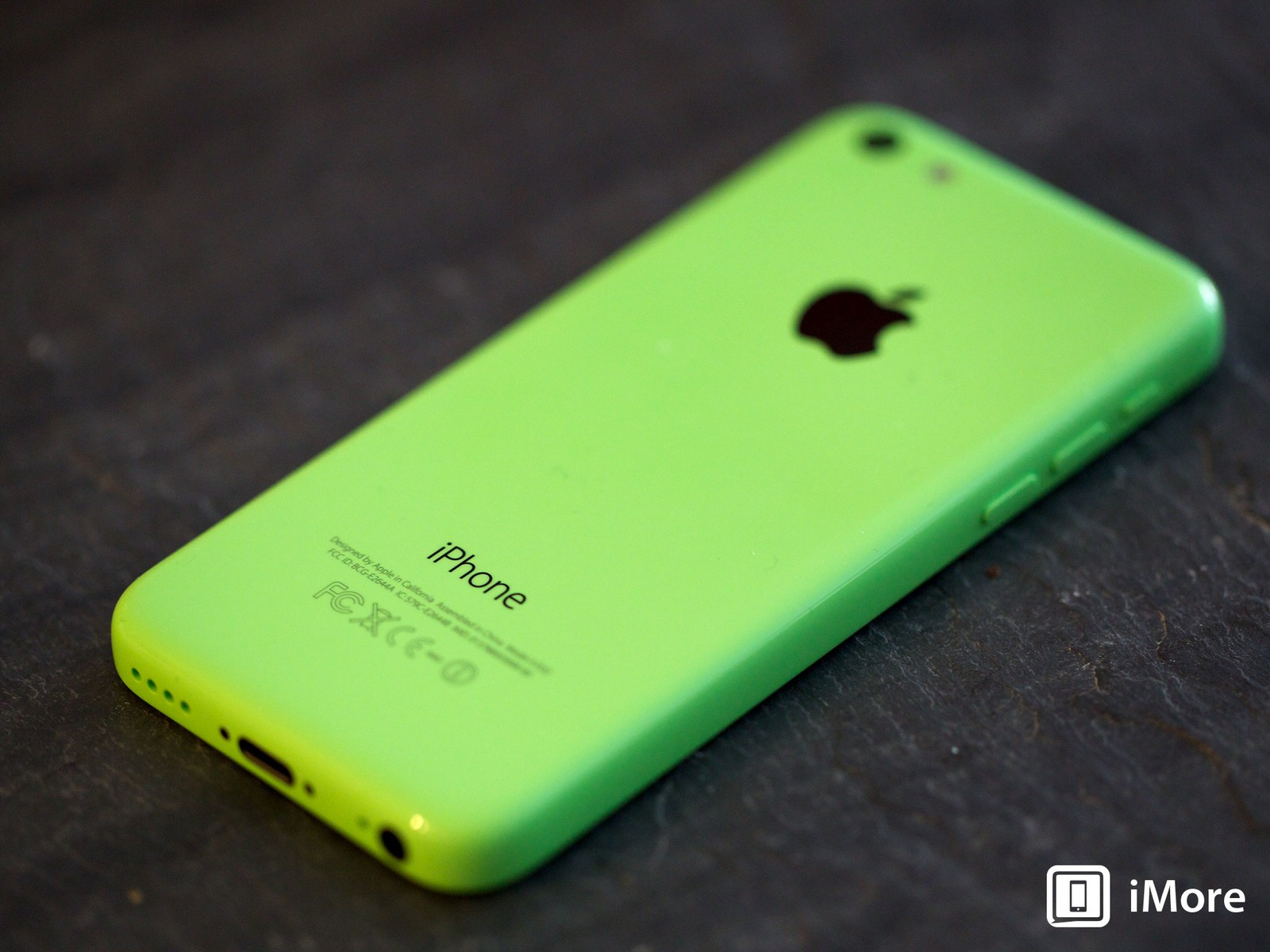 Green iPhone 5c unboxing, hardware tour, macro close-up gallery! | iMore