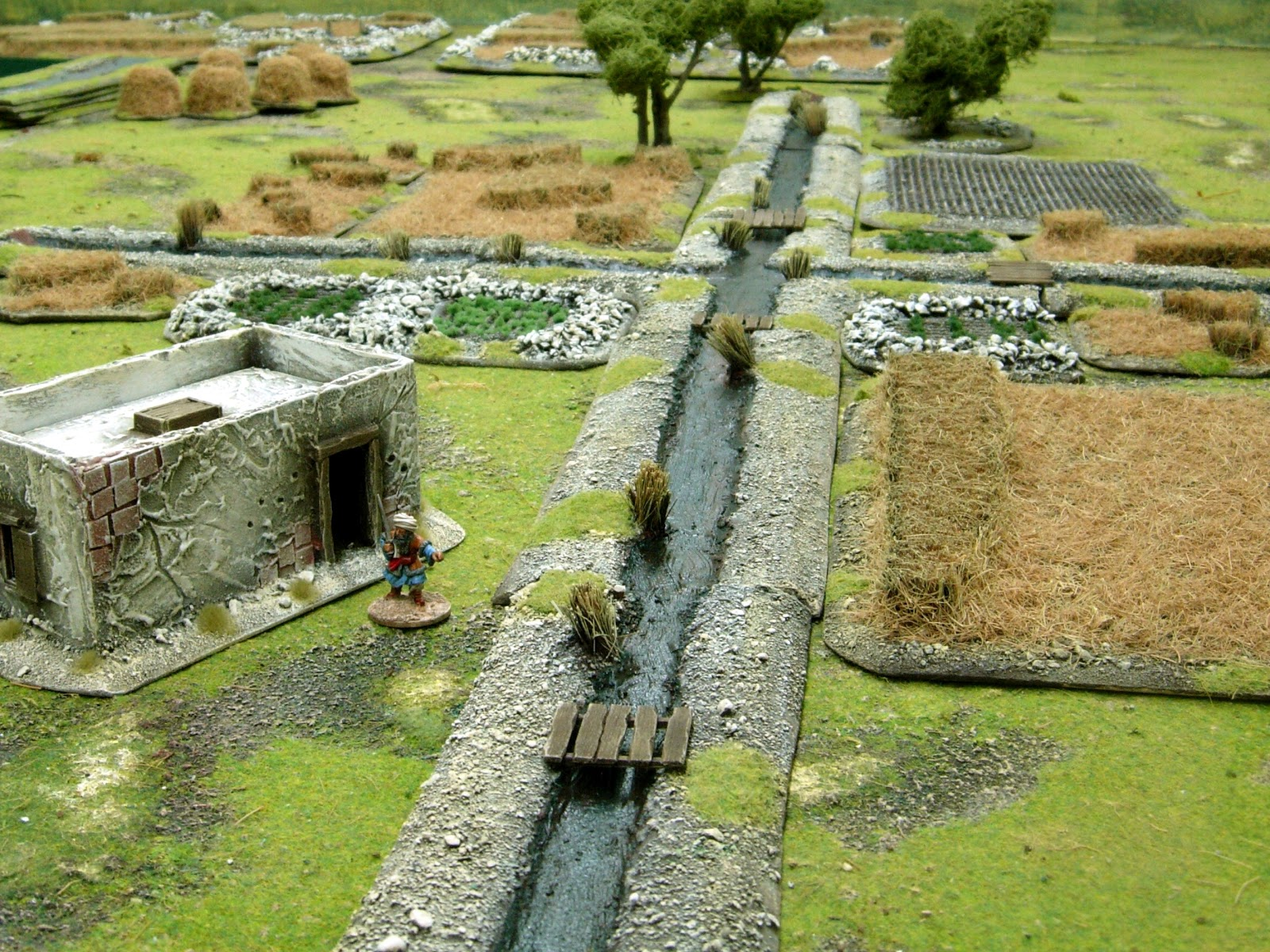 Wargaming with Silver Whistle: Middle Eastern Building and ...
