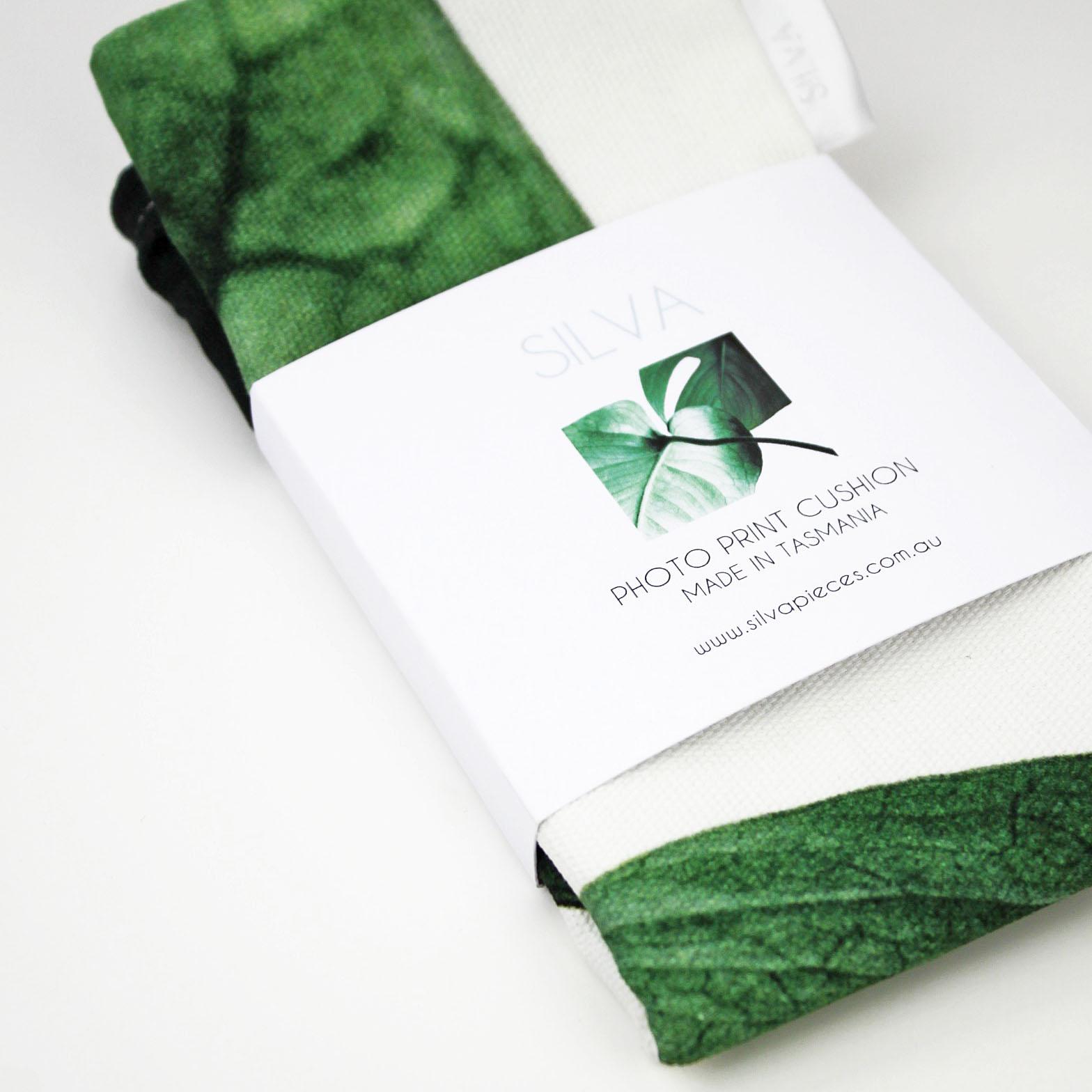 2 GREEN LEAVES | Greenery | Natural Homewares
