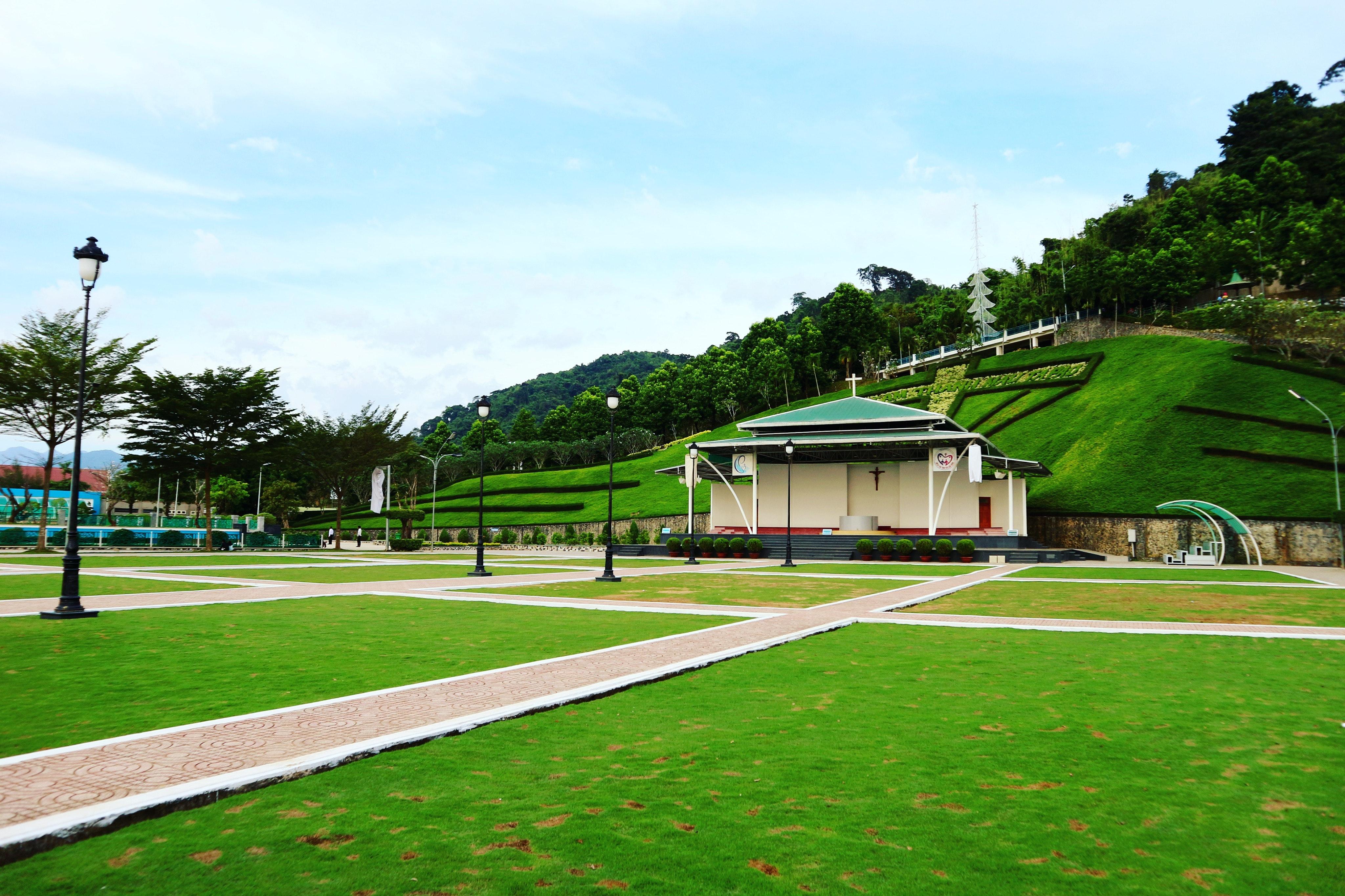 Green park photo