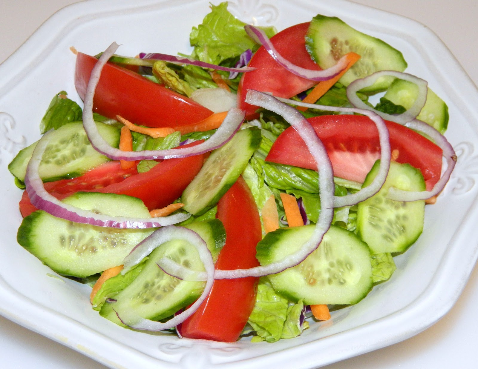 Green Salad – daawatekashmir.com
