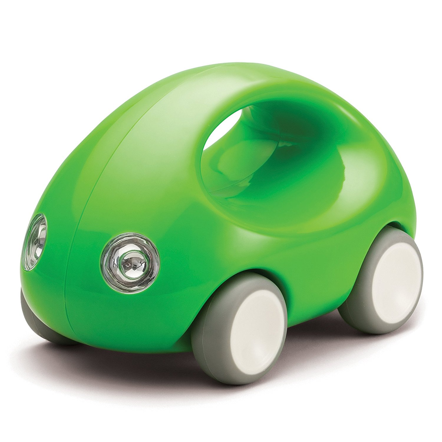 Amazon.com: Kid O Go Car Early Learning Push & Pull Toy - Green ...