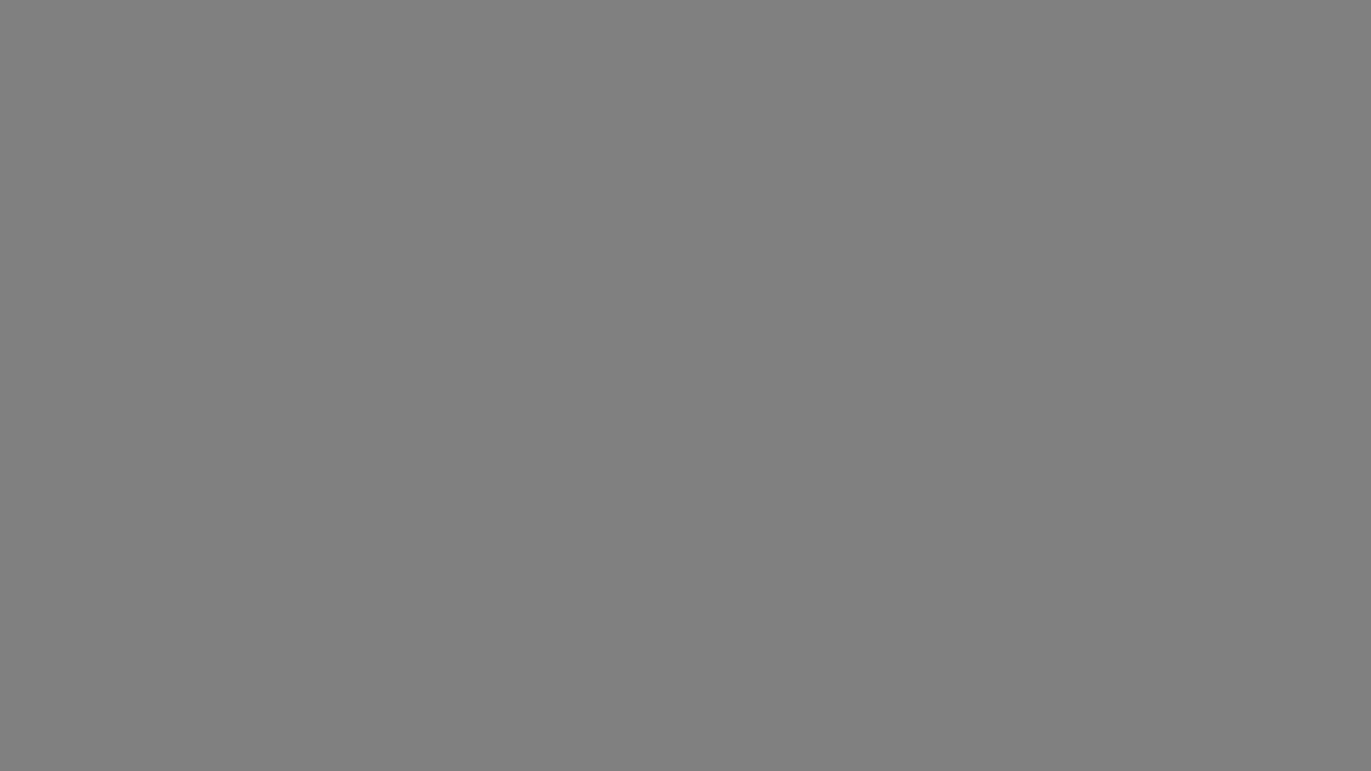 1920x1080 Trolley Grey Solid Color Background