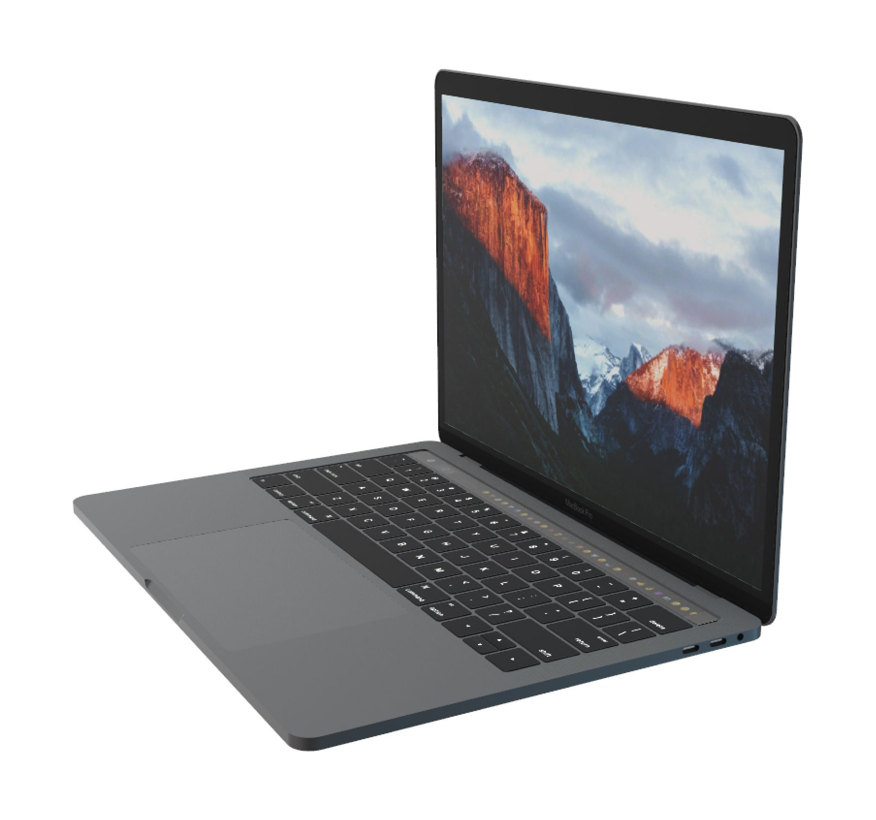 Apple MacBook Pro 15.4-Inch Laptop Computer With Touch Bar Intel ...