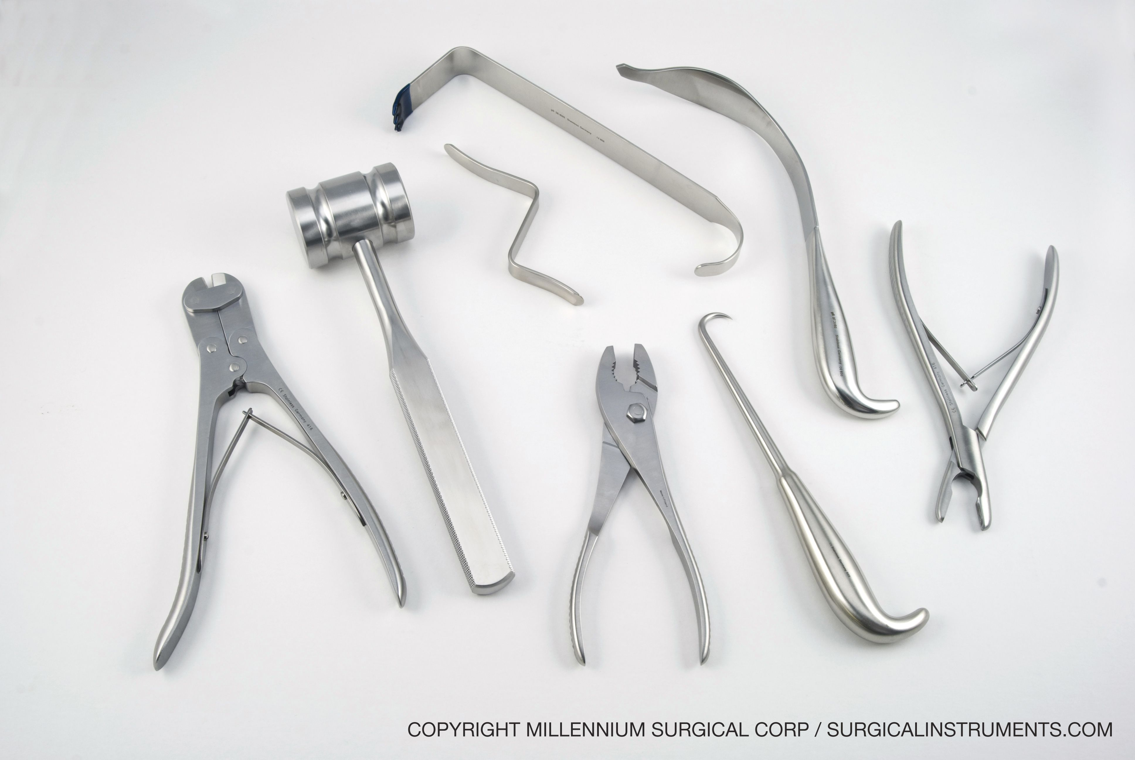 Hip and Knee Surgical Instruments | Surgical Instruments | Pinterest
