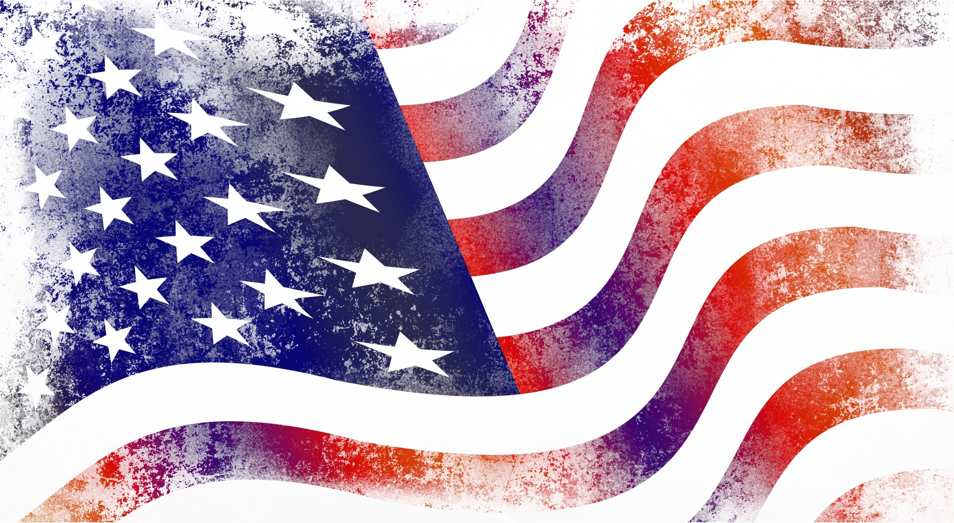 Grunge American Flag Free Stock Photo - Public Domain Pictures