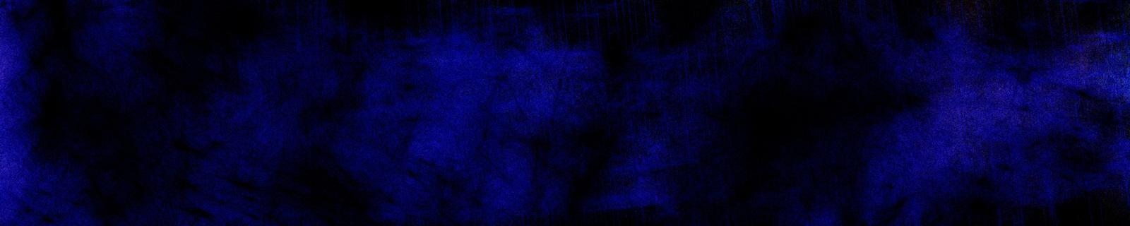 Grunge blue banner photo