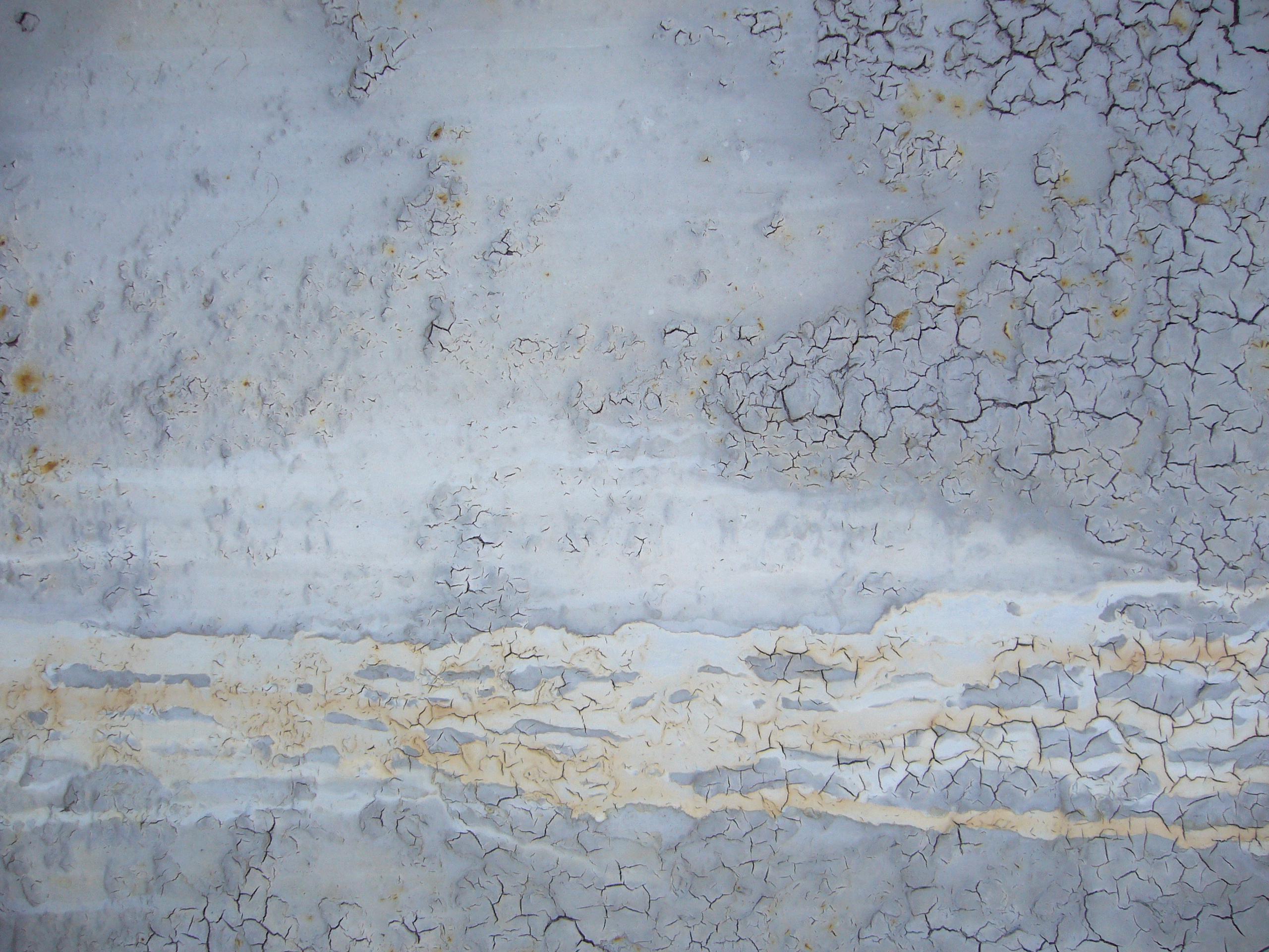 Free Grunge / Paint texture (grey, crack, white)