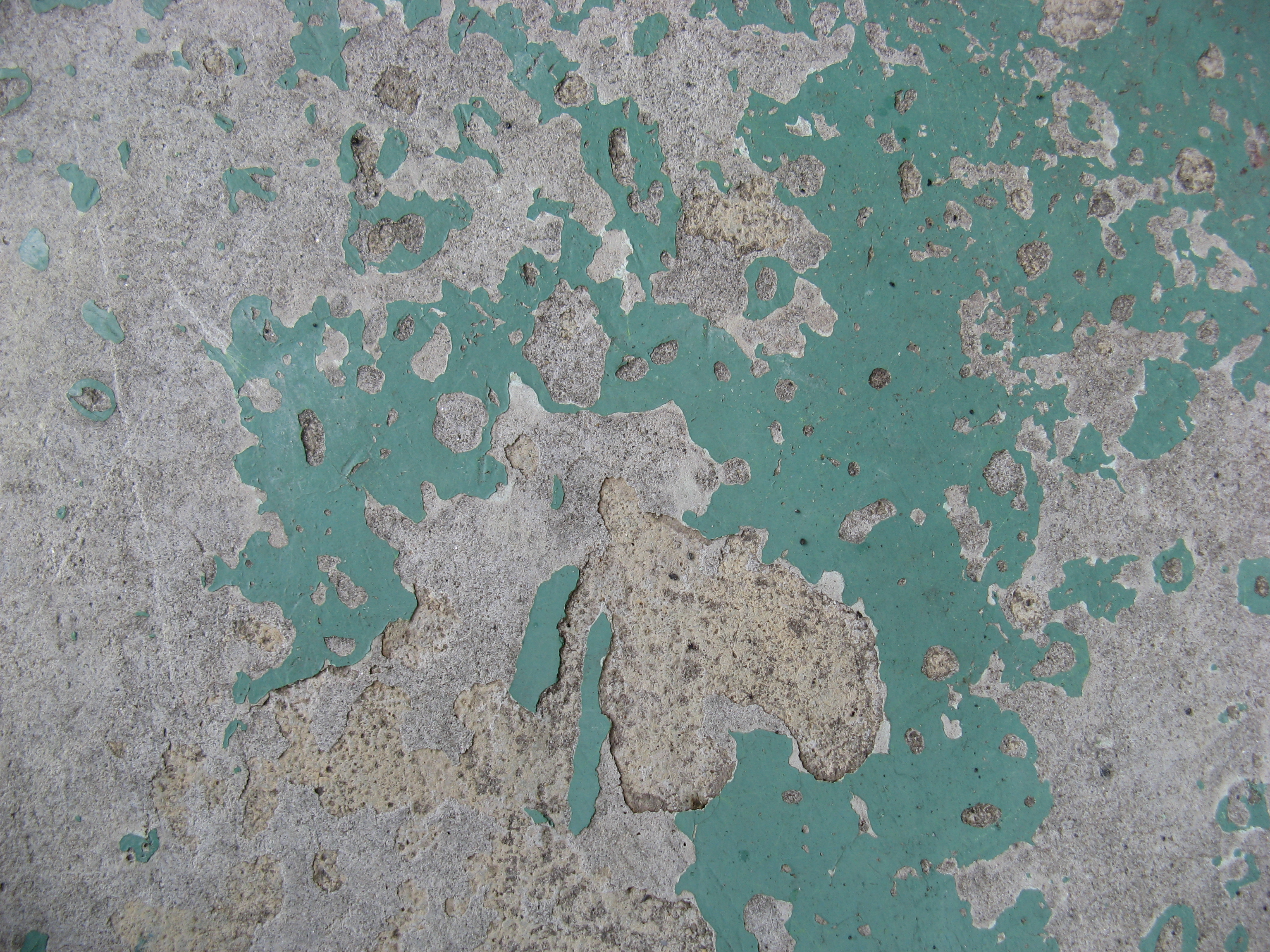 Grunge painted concrete photo