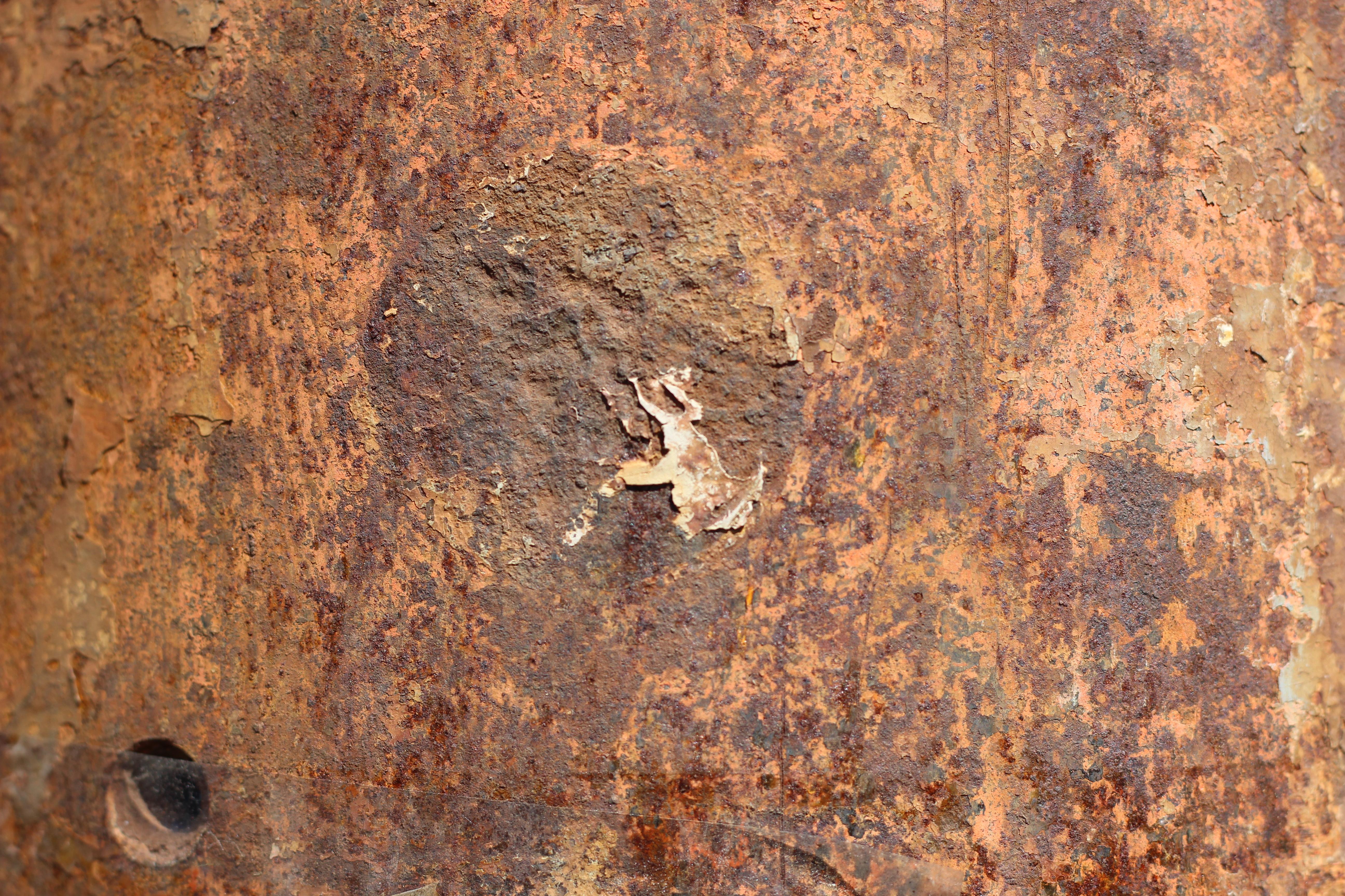 Free Grunge / Rust texture (peel, metal, paint)