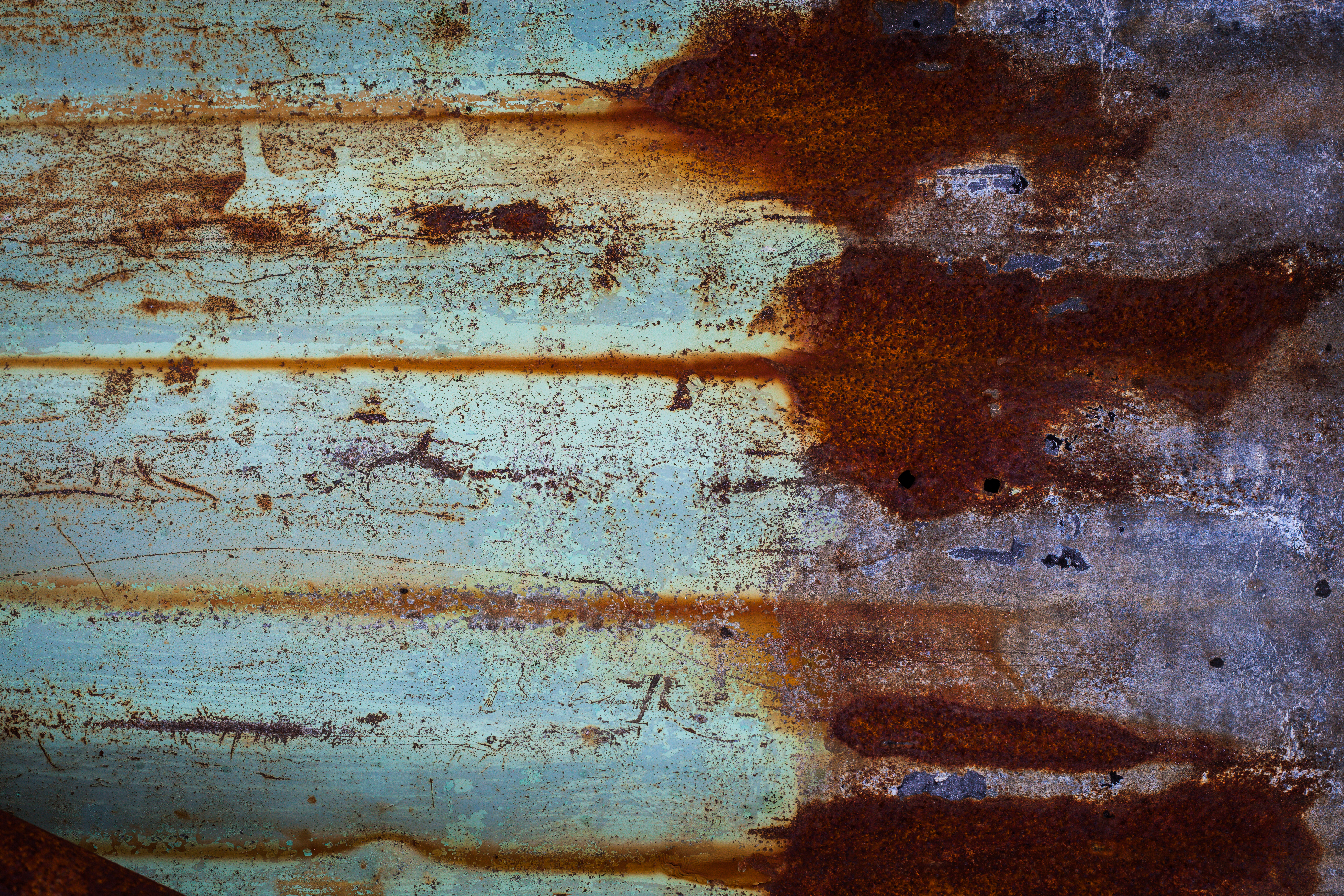 Grunge Rusted Metal Sheet, Rusted, Rust, Rusty, Sheet, HQ Photo