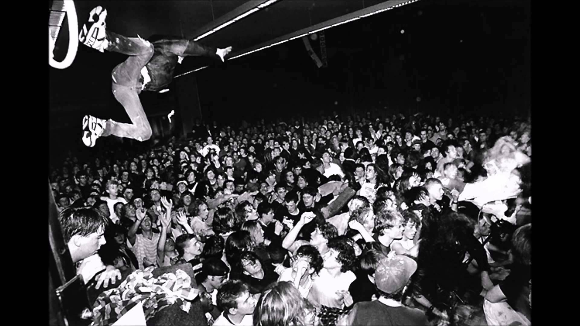 Grunge scene photo