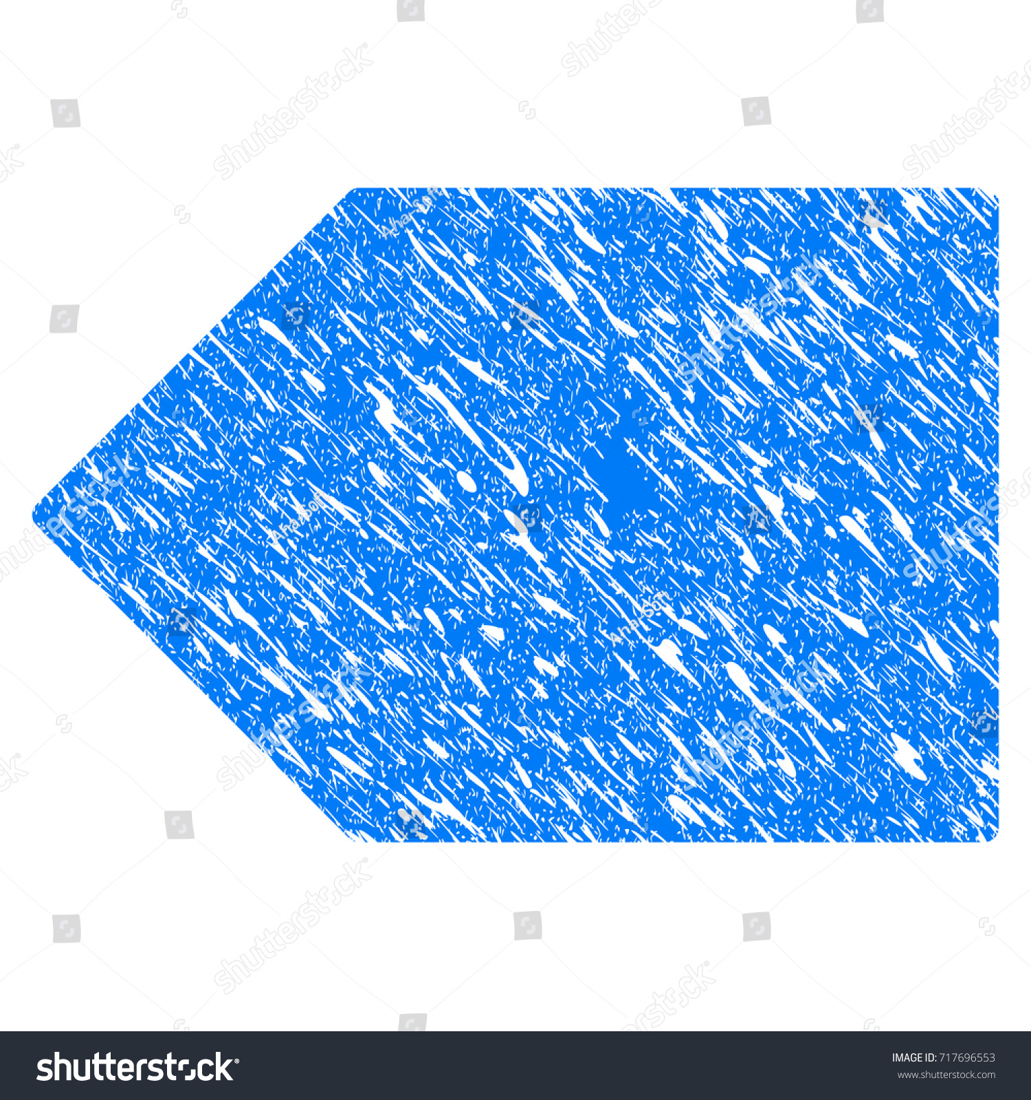 Grunge Tag Icon Grunge Design Scratched Stock Photo (Photo, Vector ...