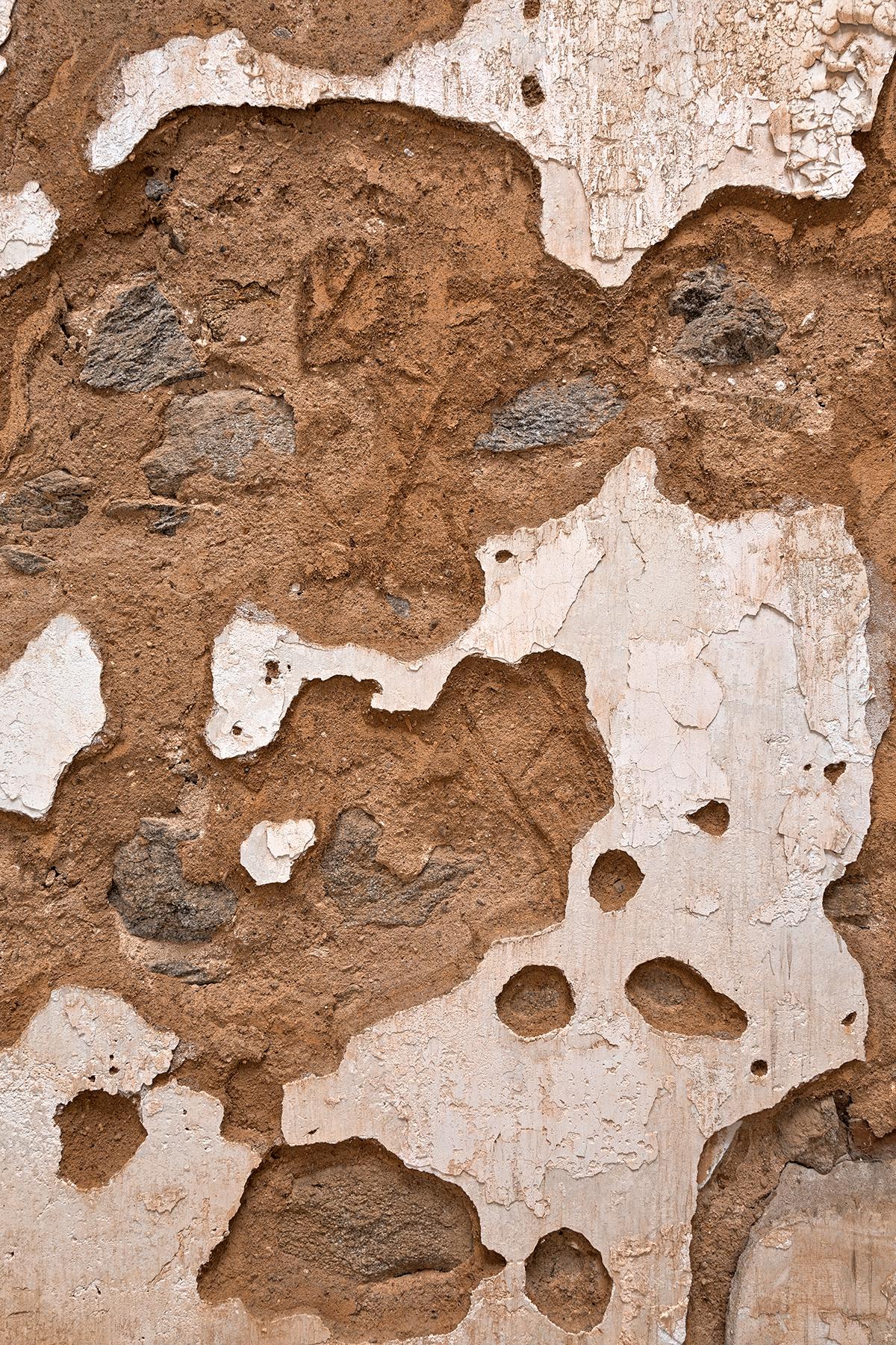 Grunge Wall - HDR Texture, Backdrop, Maroon, Peeling, Peeled, HQ Photo