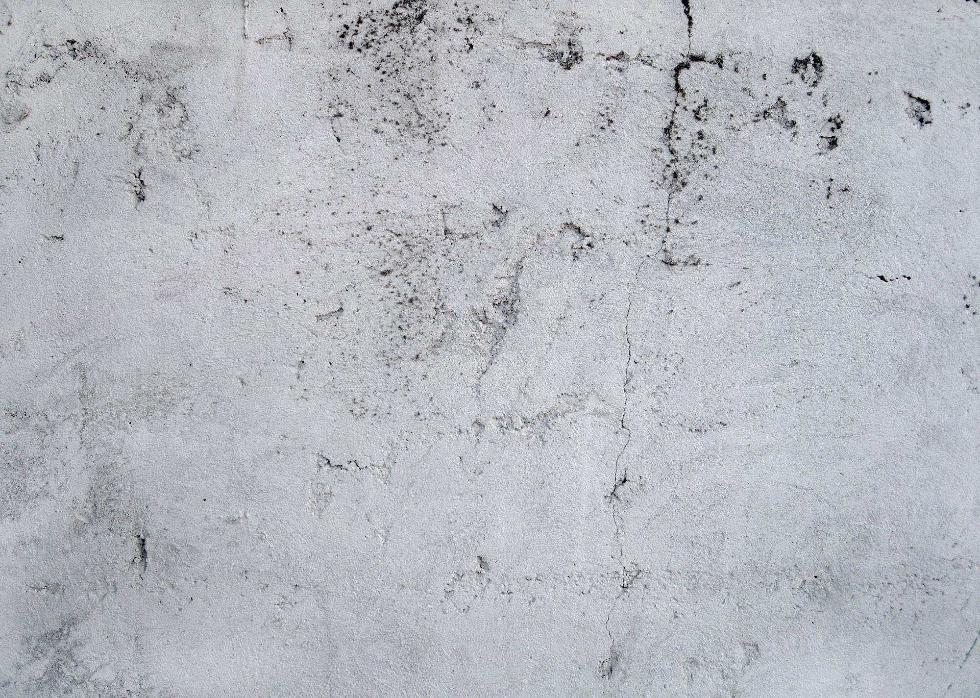 White Wall Texture Cracks Grunge Desktop Wallpaper