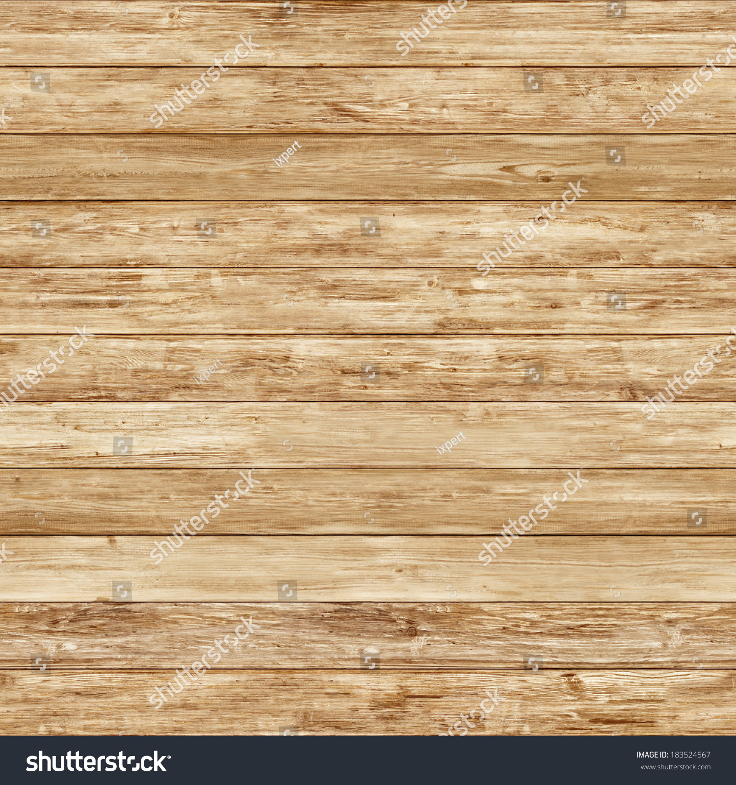 Seamless Bright Yellow Wood Texture Stock Photo (Royalty Free ...