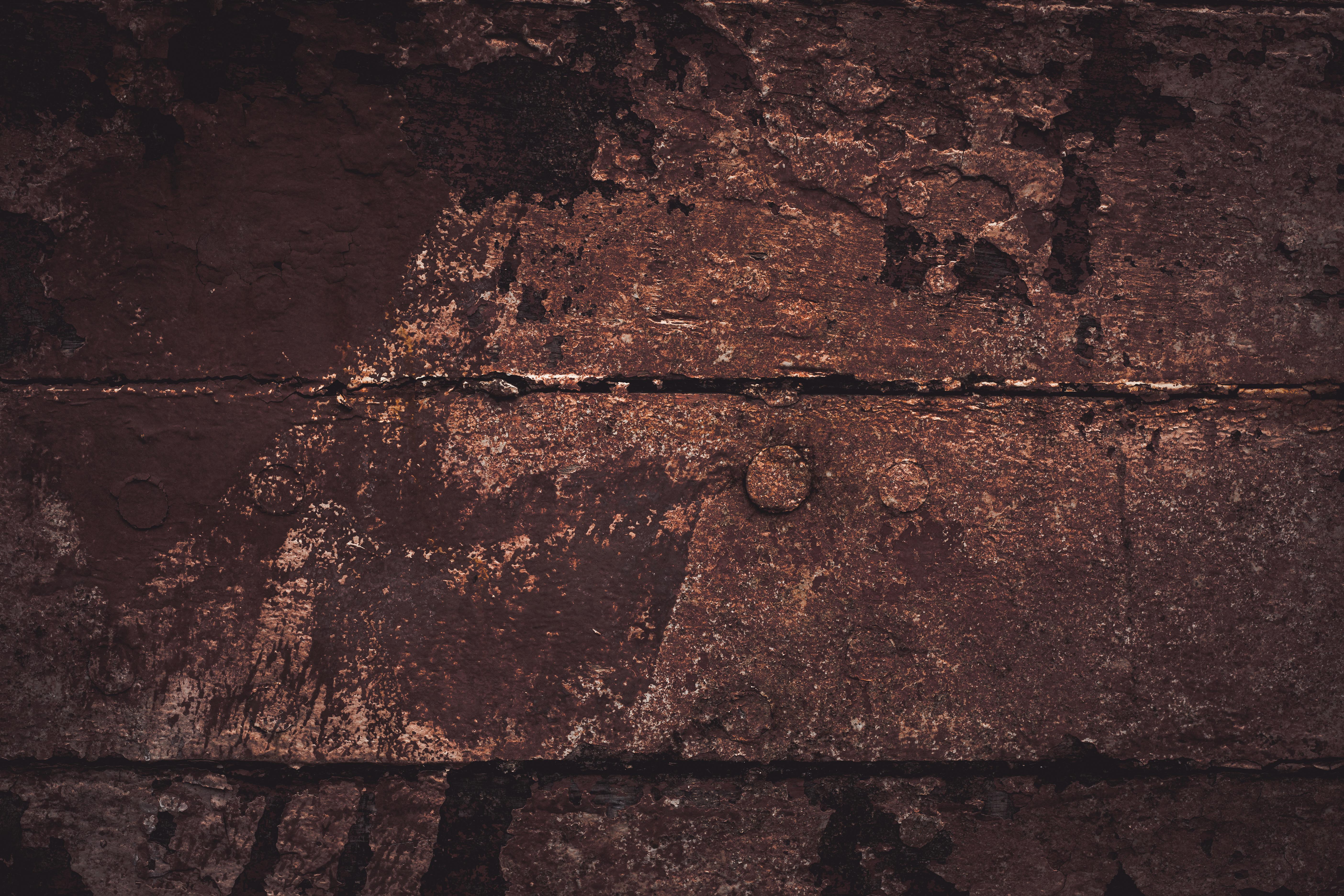 Grunge Wood Texture, Damaged, Dark, Gloomy, Grunge, HQ Photo