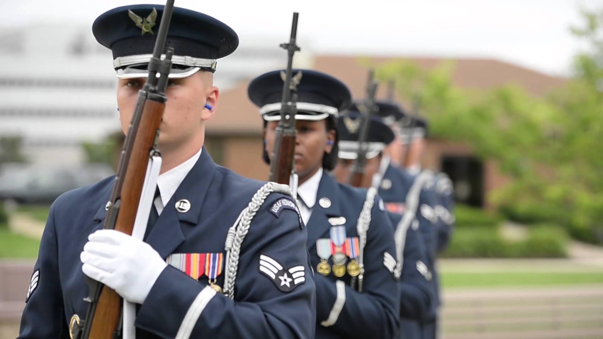 Guard photo