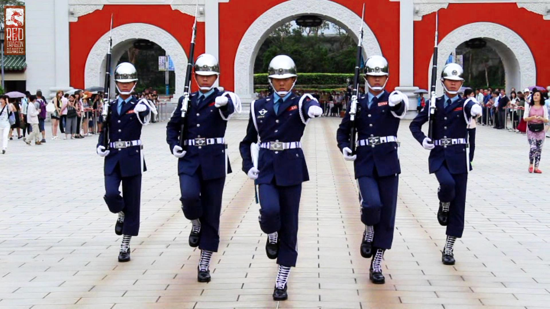 Guards photo