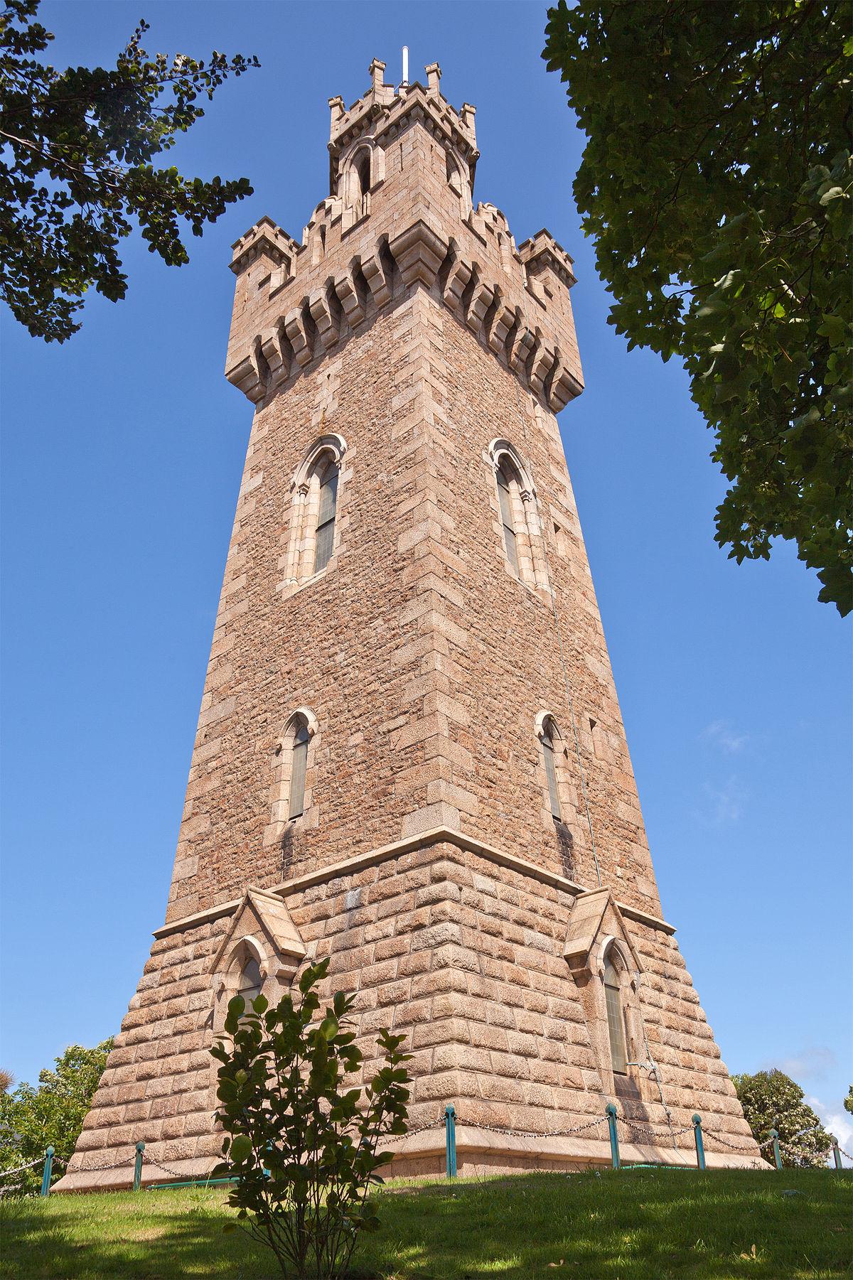 Victoria Tower, Guernsey - Wikipedia