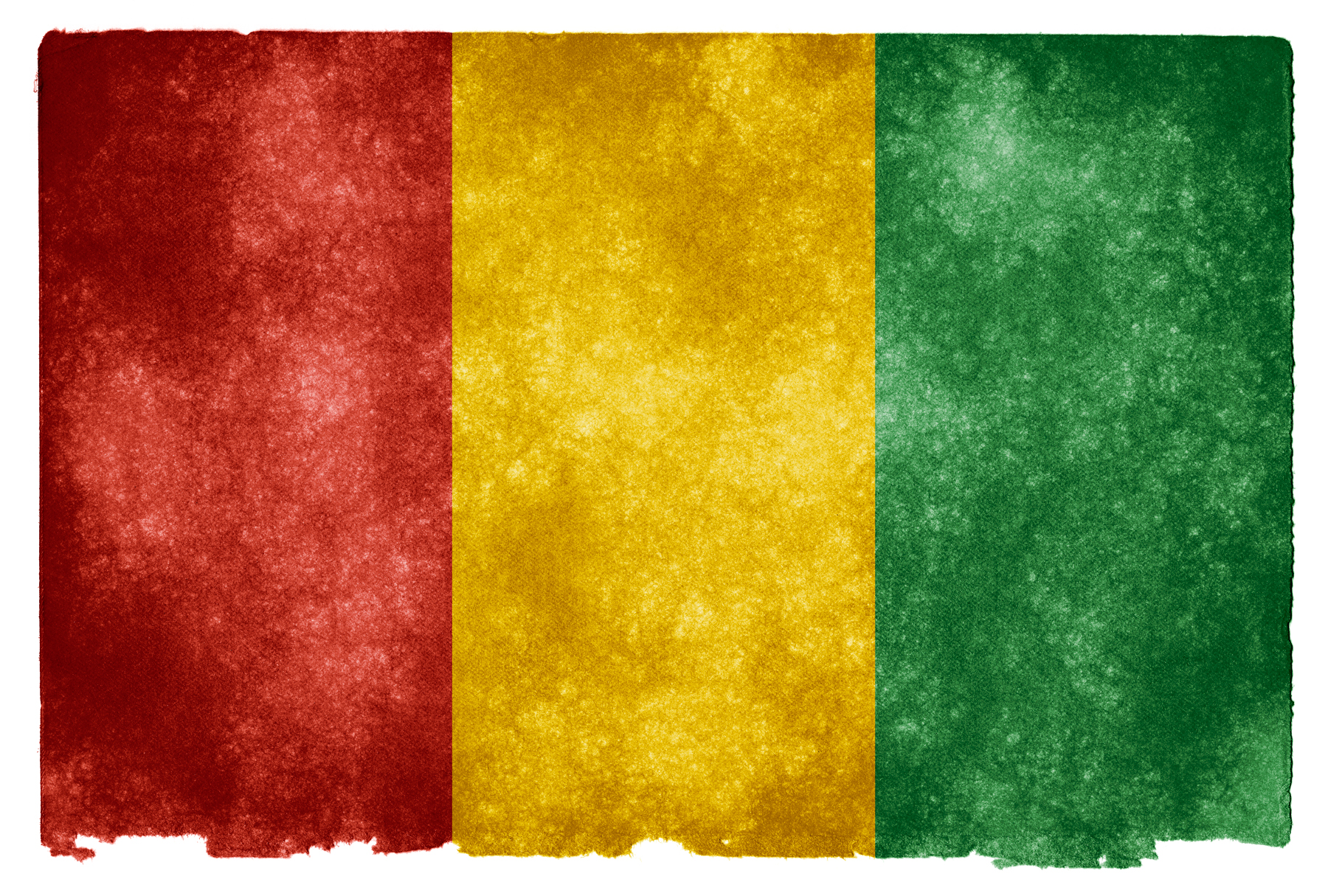 Guinea Grunge Flag, Africa, Retro, Old, Page, HQ Photo