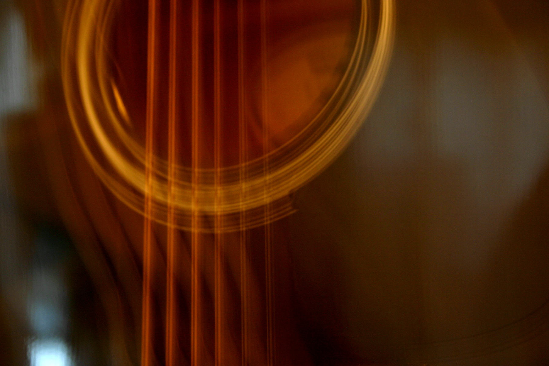 Guitar, Blurry, Instrument, Music, Strings, HQ Photo
