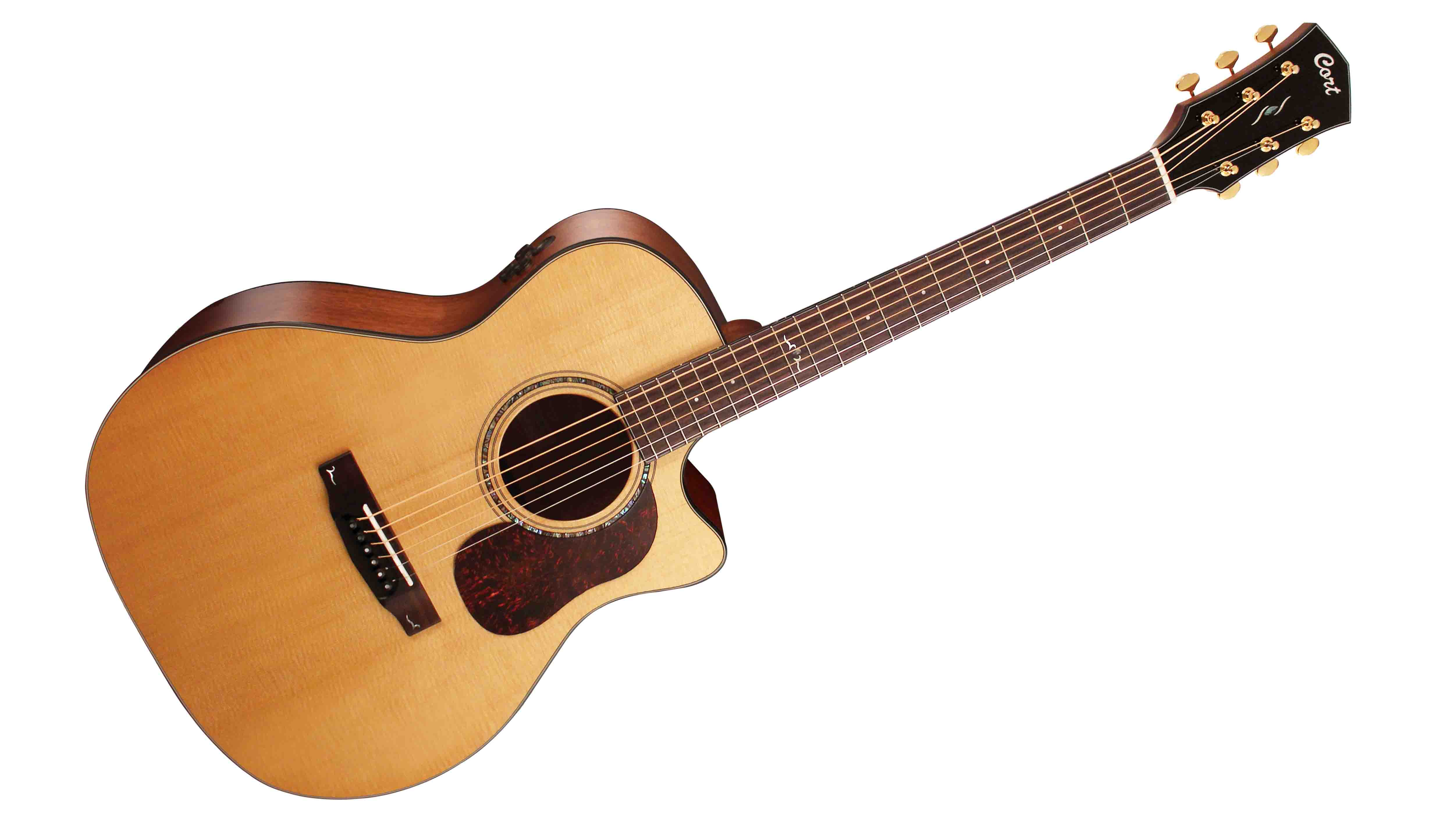 """Cort debuts latest entry in its """"best-ever acoustic guitar family ..."""