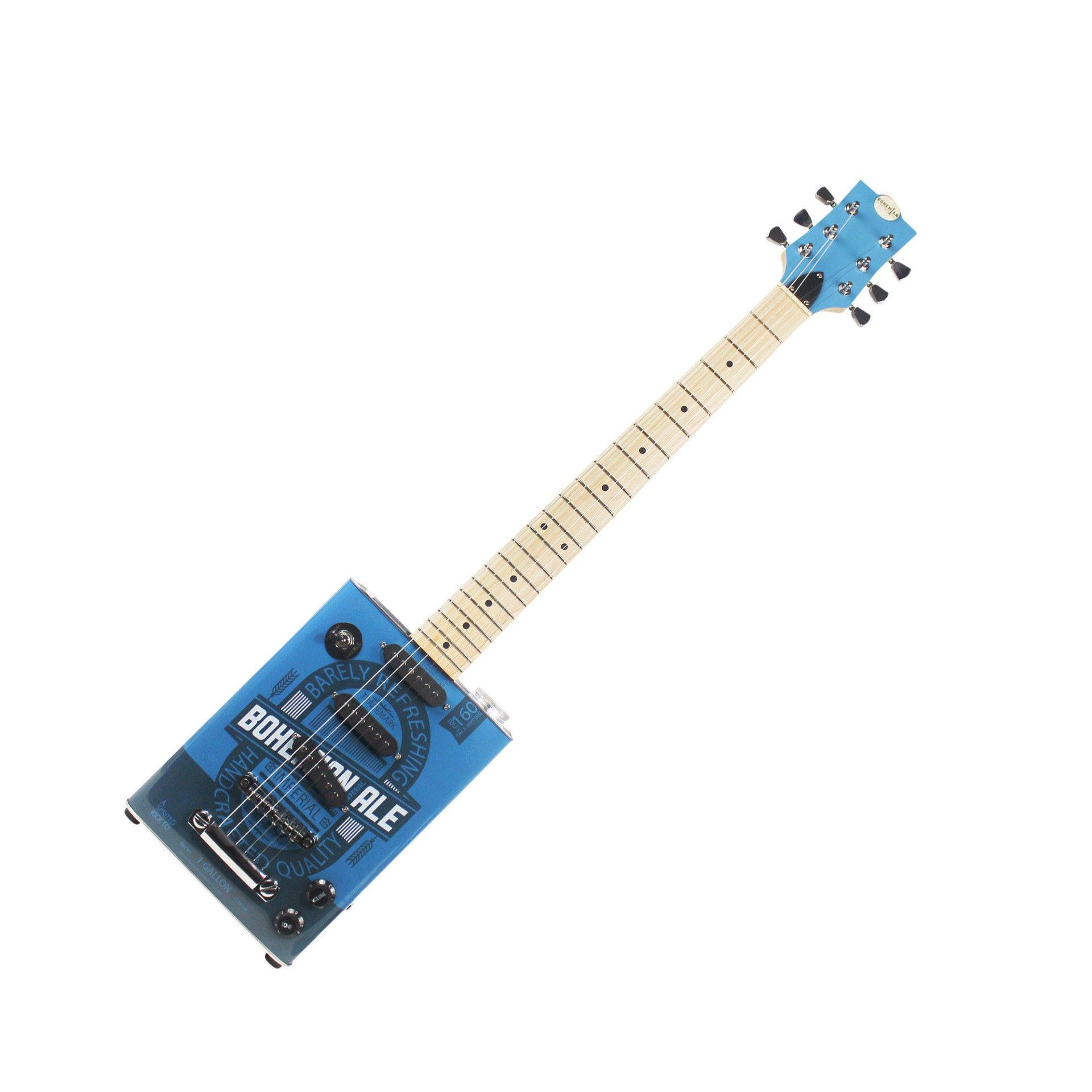 Bohemian Ale - Boho Series Electric Guitar - 3x Single Coil ...