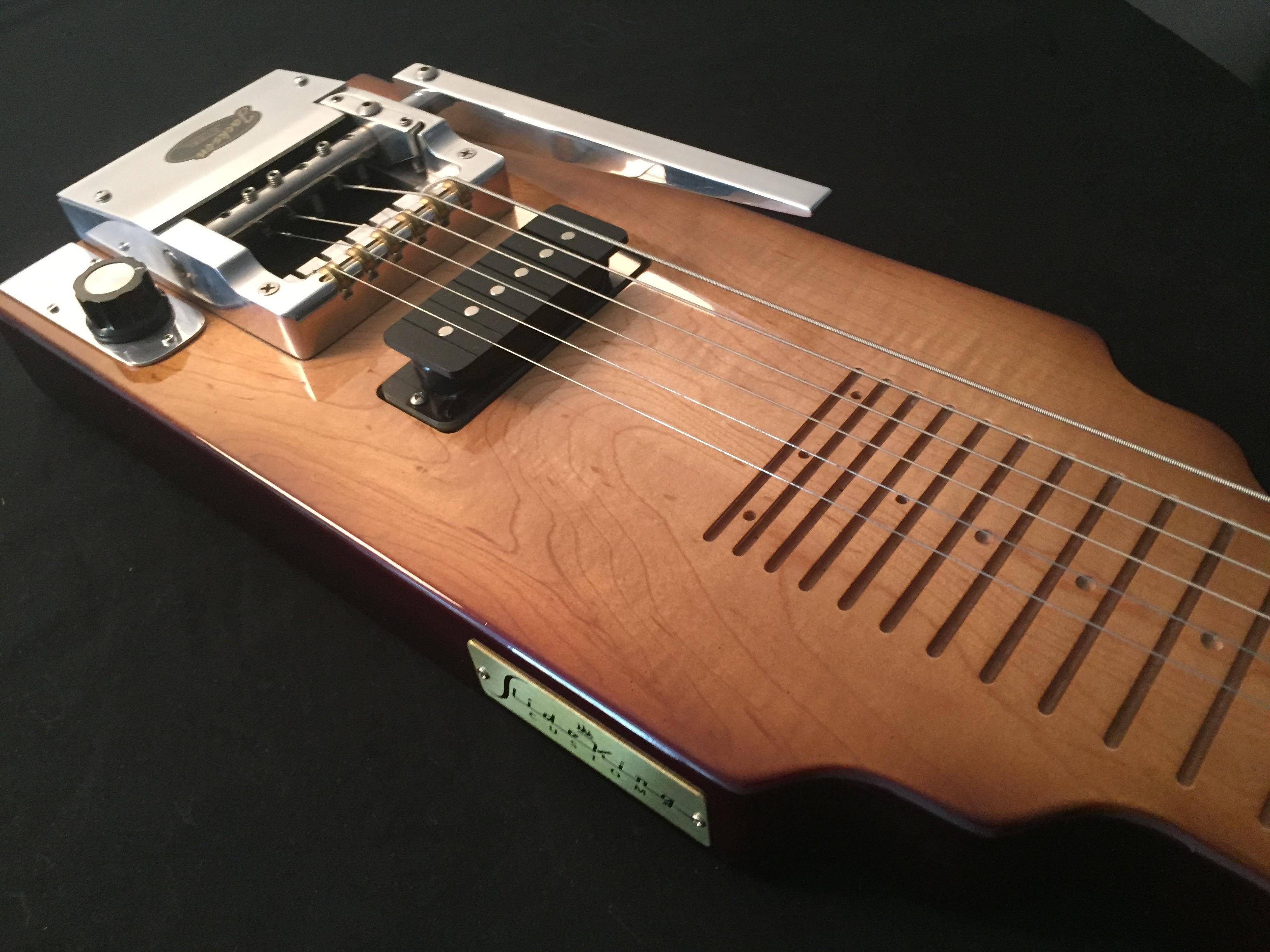 Lap Steel Guitars   SlideKing LS Lap Steel Guitar with The EDGE®