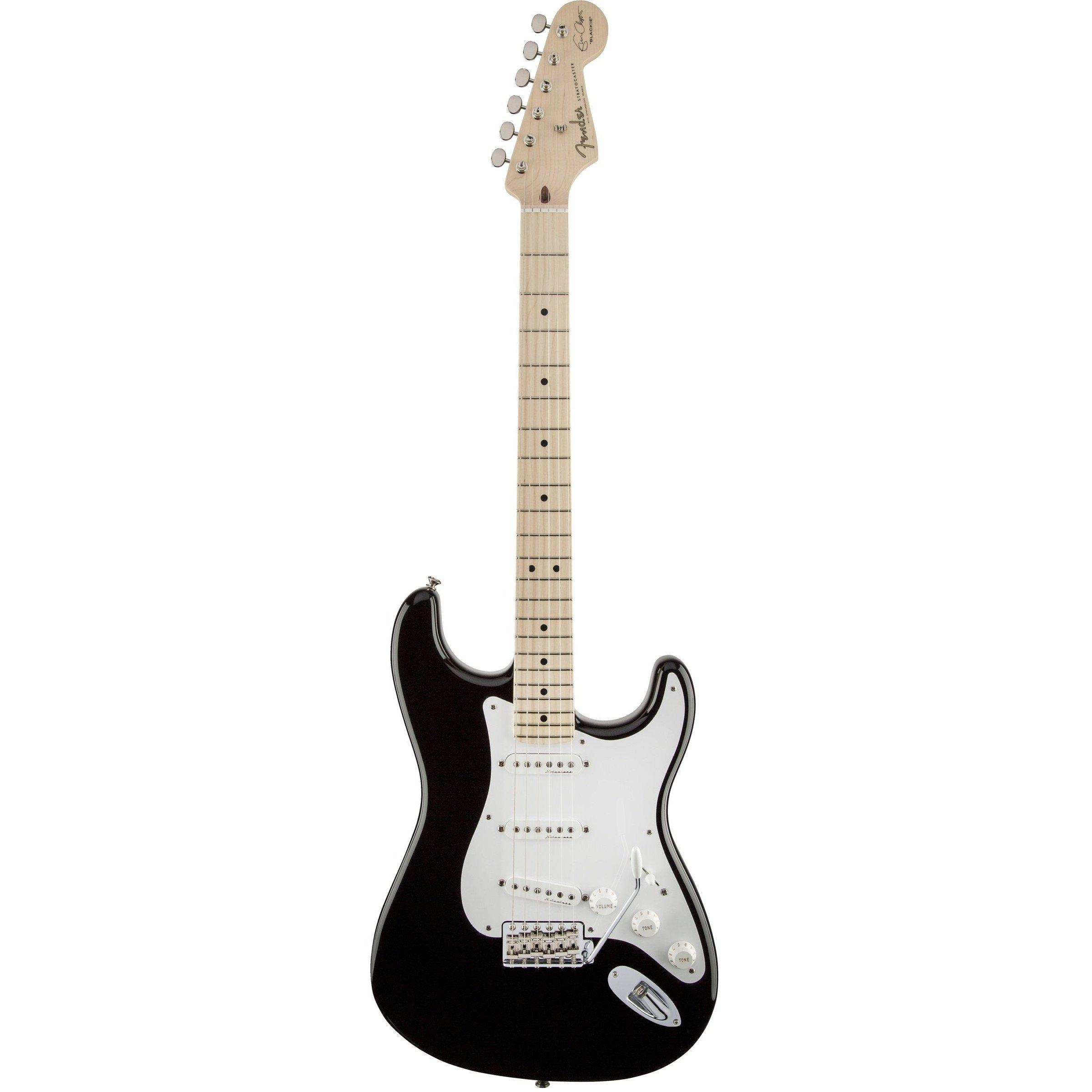 Fender Eric Clapton Blackie Stratocaster Signature Guitar   PMT Online