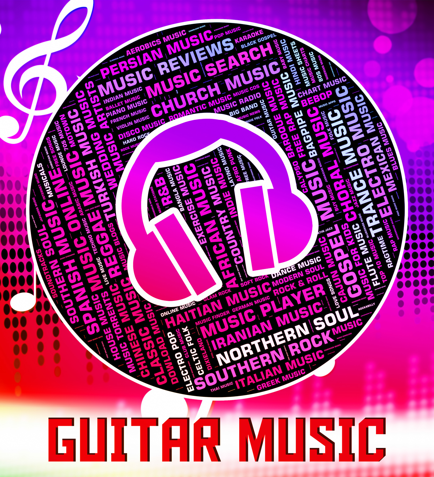 Guitar Music Indicates Sound Track And Audio, Acoustic, Play, Tune, Track, HQ Photo