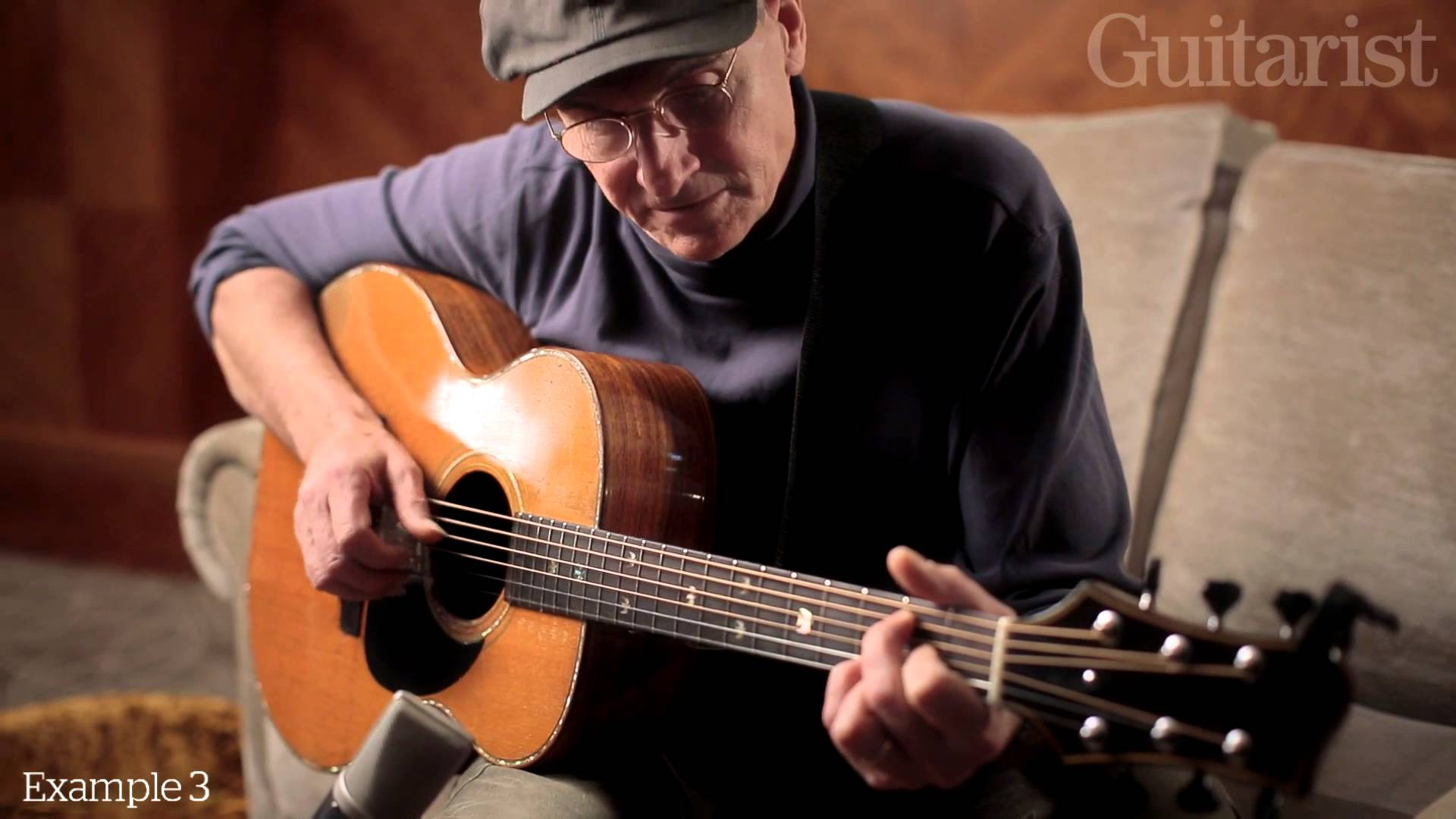 James Taylor on playing and technique: exclusive video for Guitarist ...