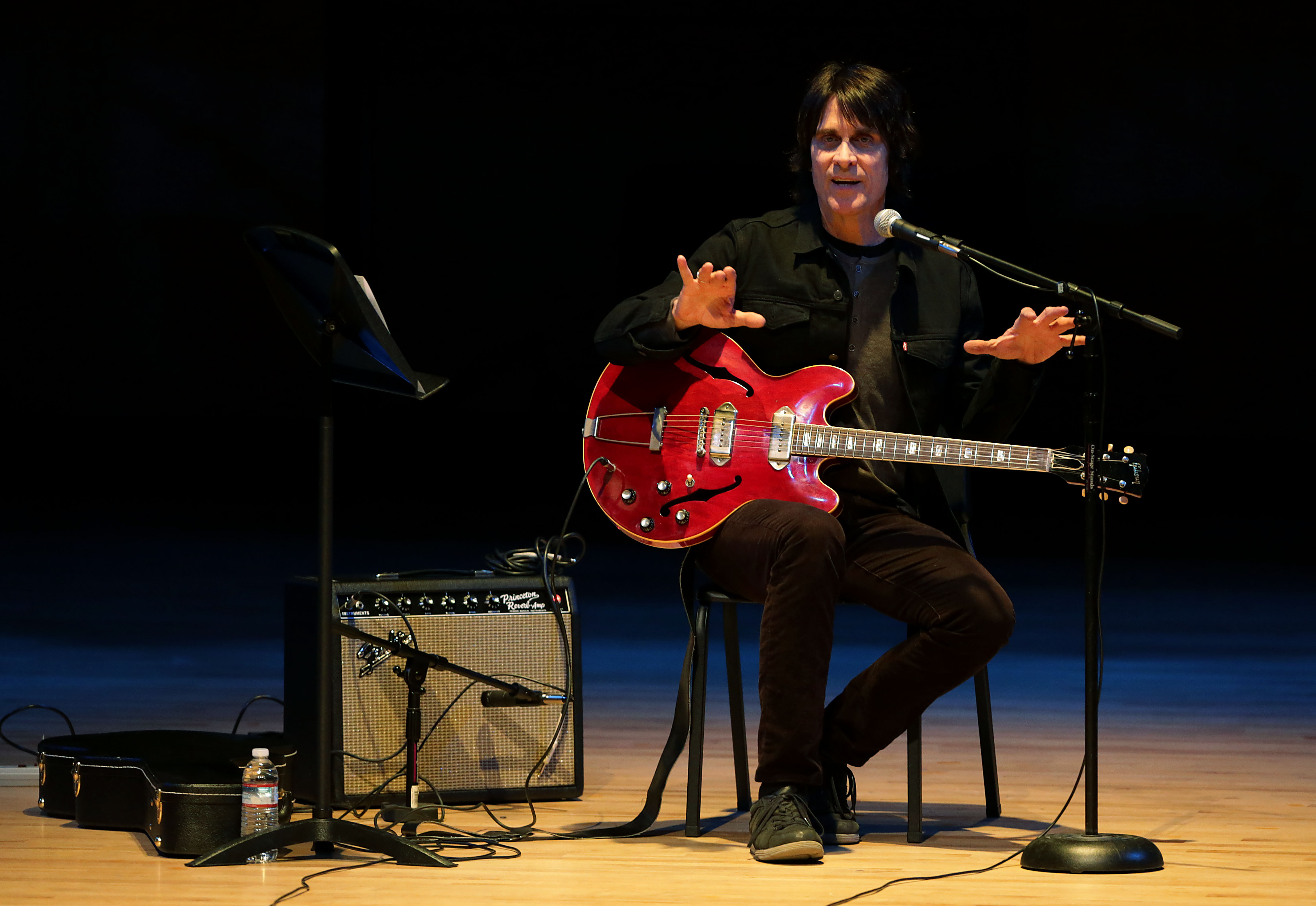 Paul McCartney's guitarist shares his musical journey with Riverside ...
