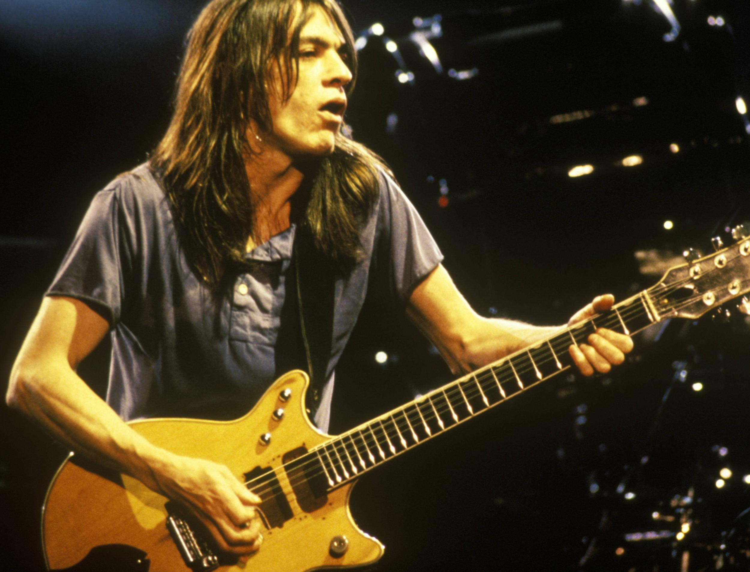 Malcolm Young: guitarist behind some of the most legendary songs in ...