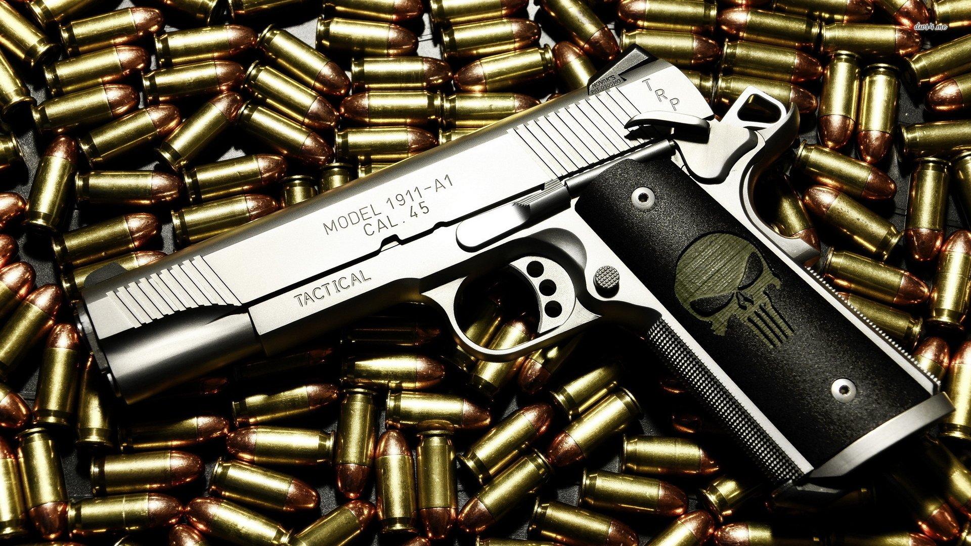 free photo: gun and bullets - rows, war, protection - free download