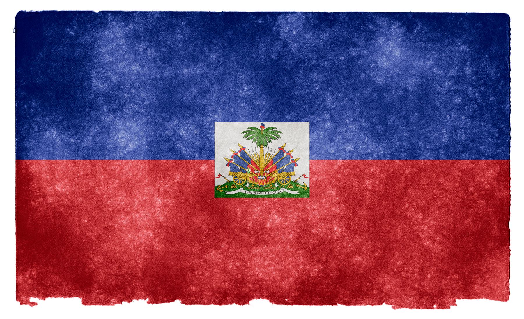 Haiti Grunge Flag, Aged, Retro, National, Old, HQ Photo