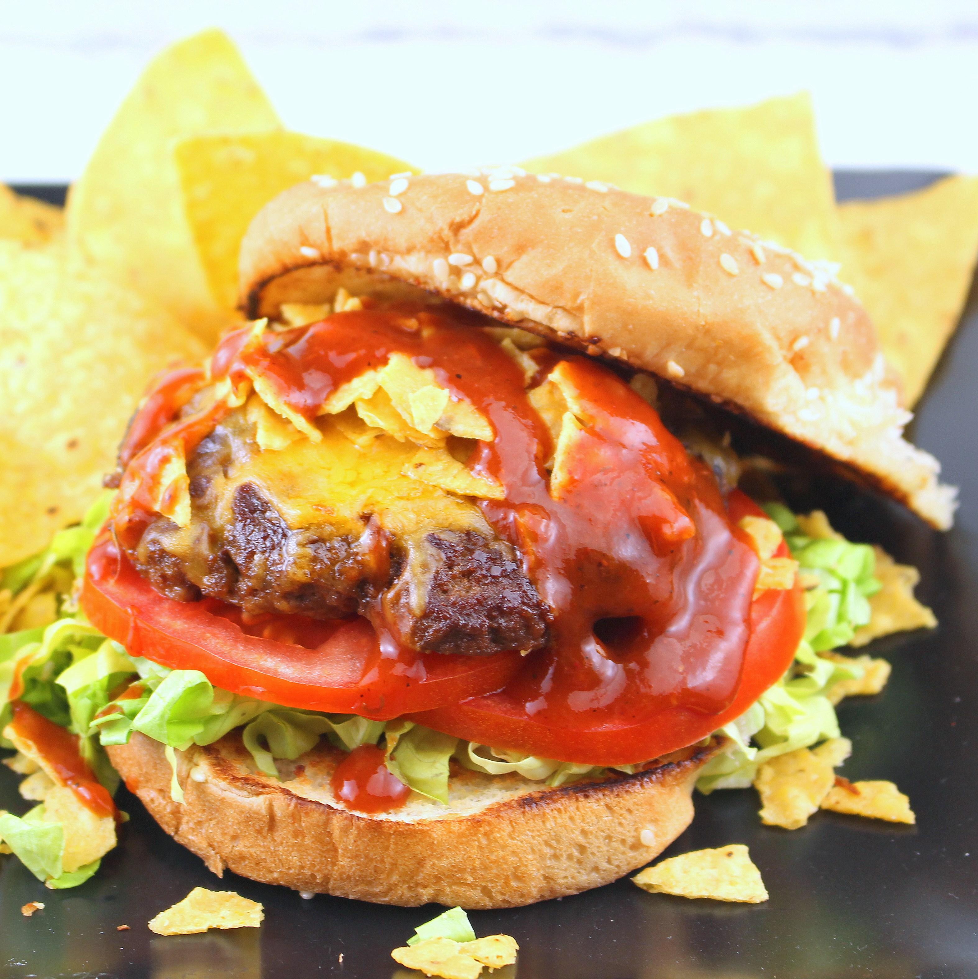 Taco Burgers -